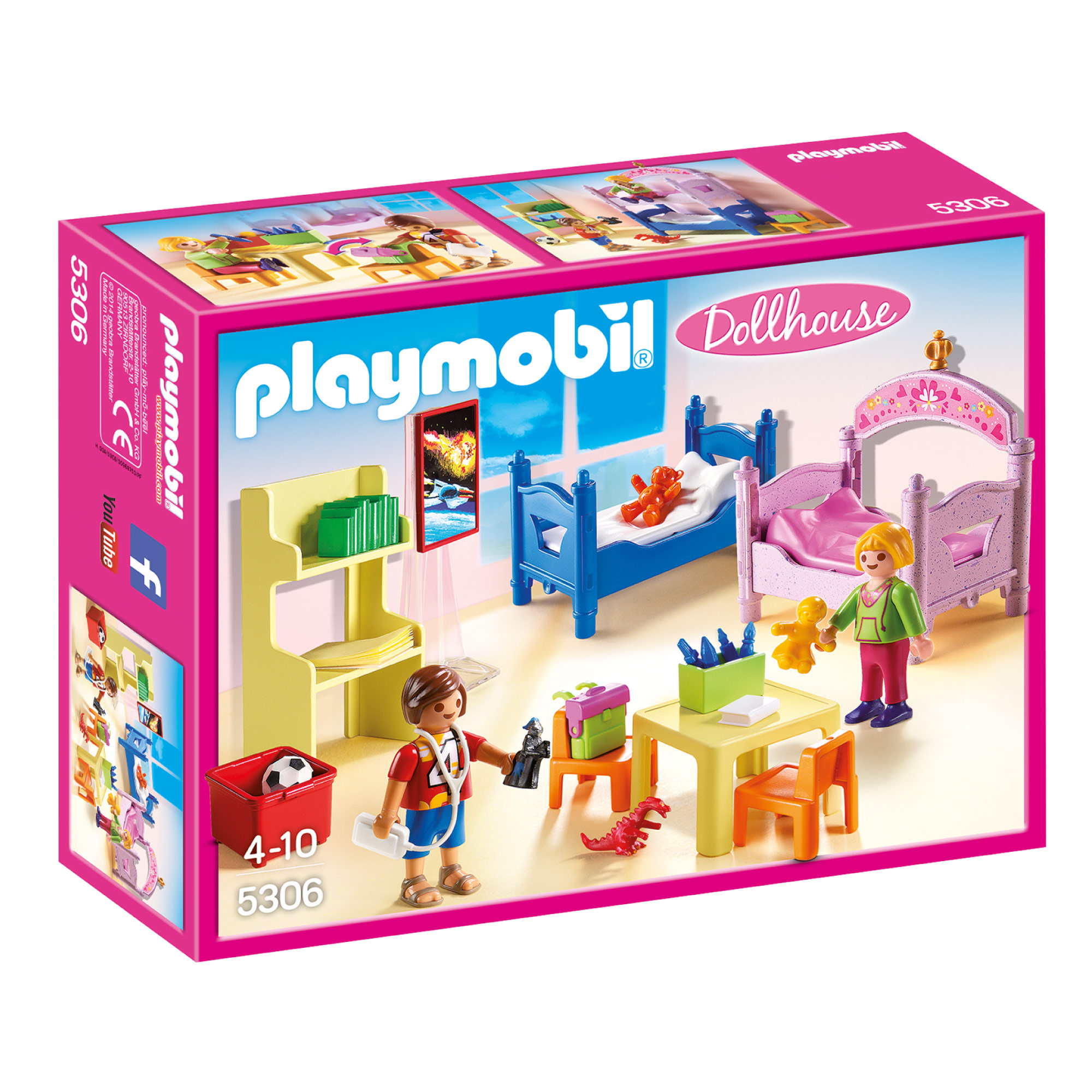 Playmobil Children's Room 5306