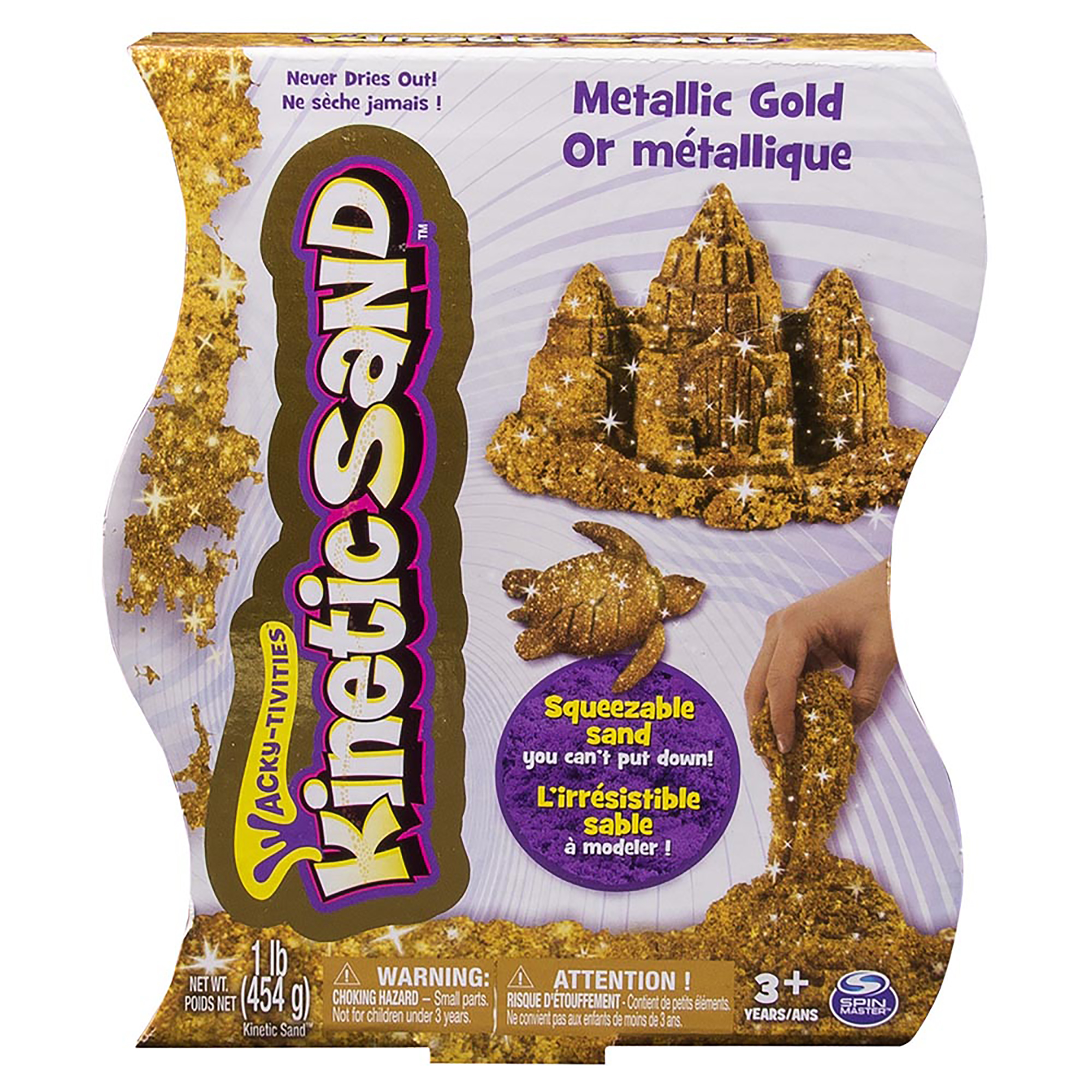 Kinetic Sand Metallic Assortment