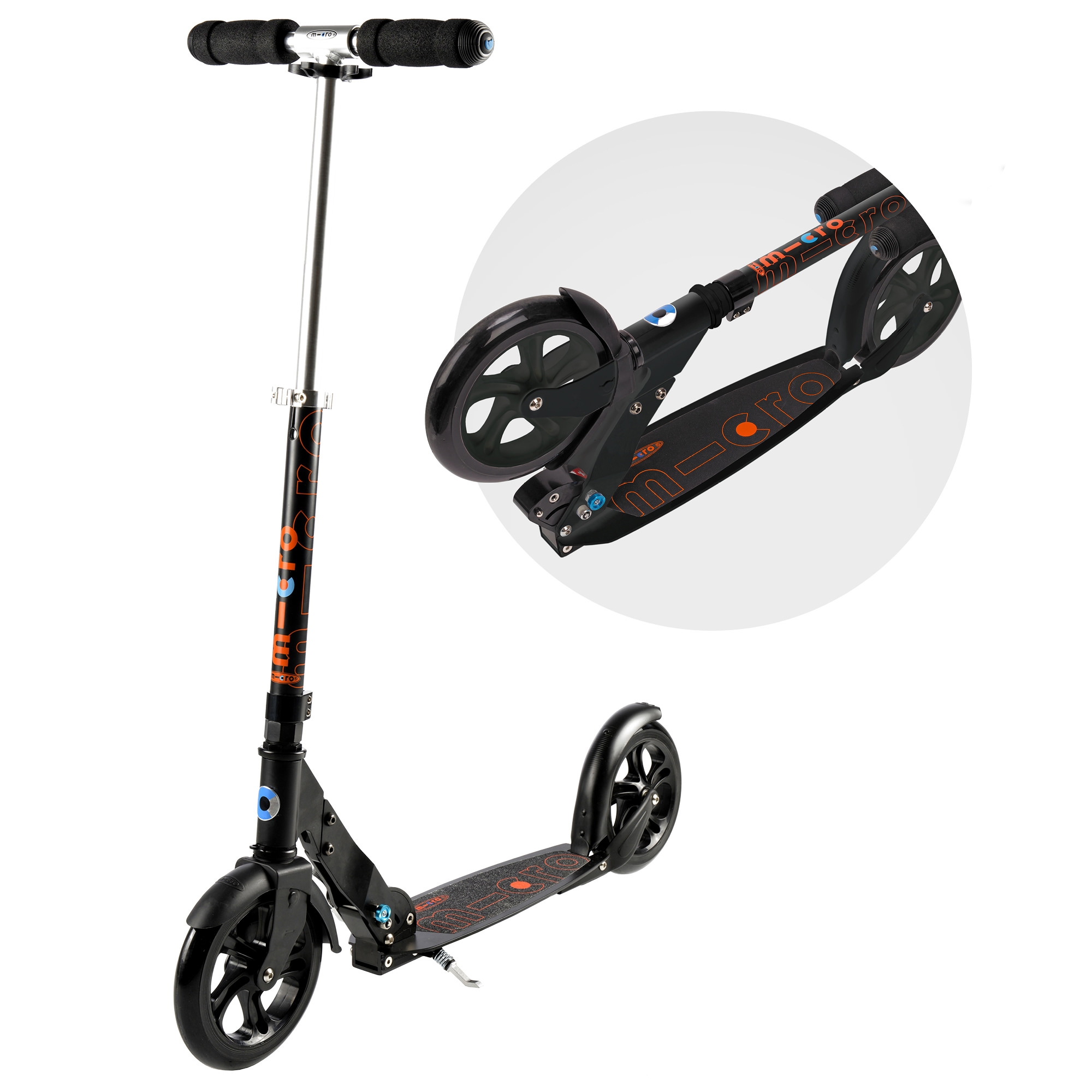 Micro Scooter Micro Black
