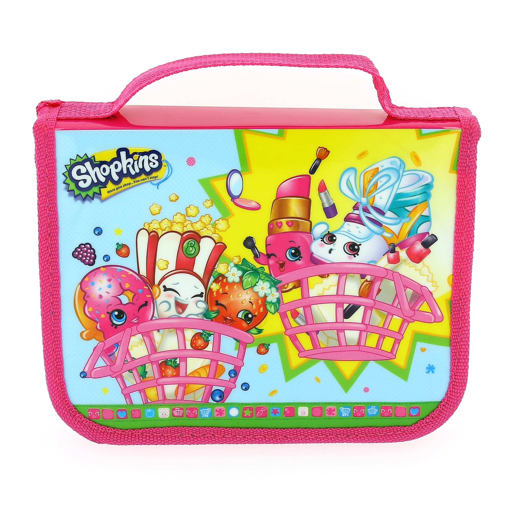 Shopkins Filled Pencil Case