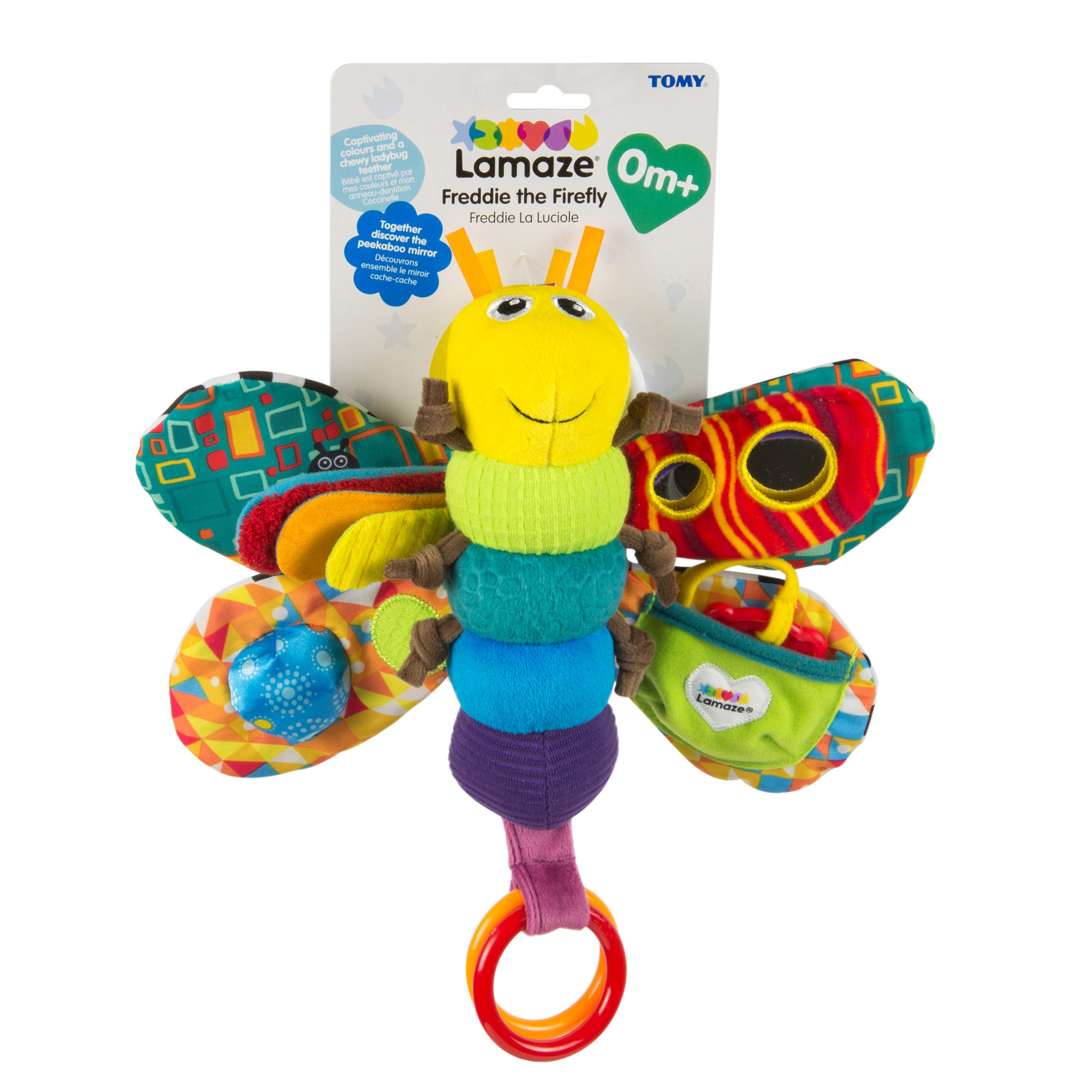 Lamaze Freddie The Firefly Soft Toy
