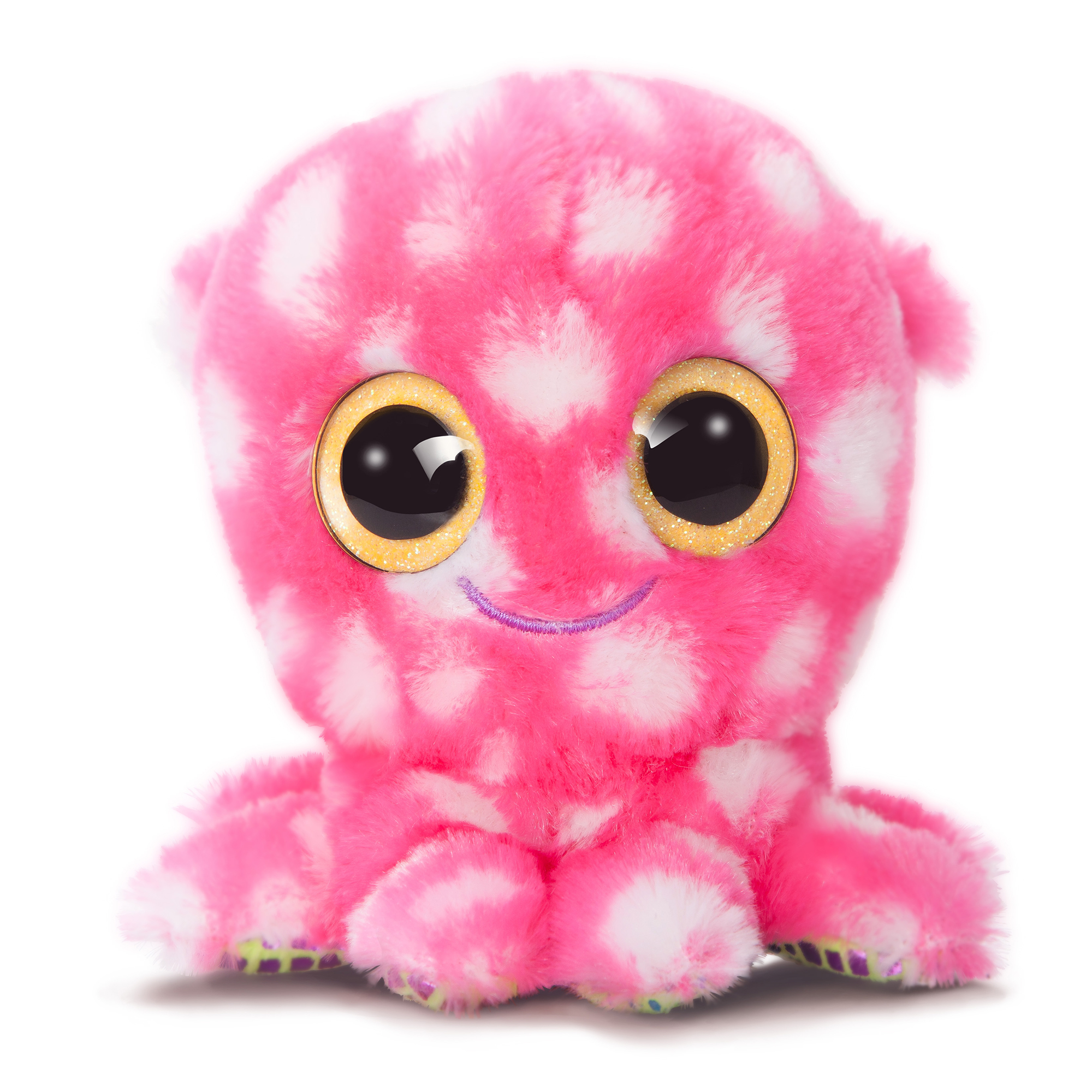 YooHoo & Friends 8-Inch Olee Octopus