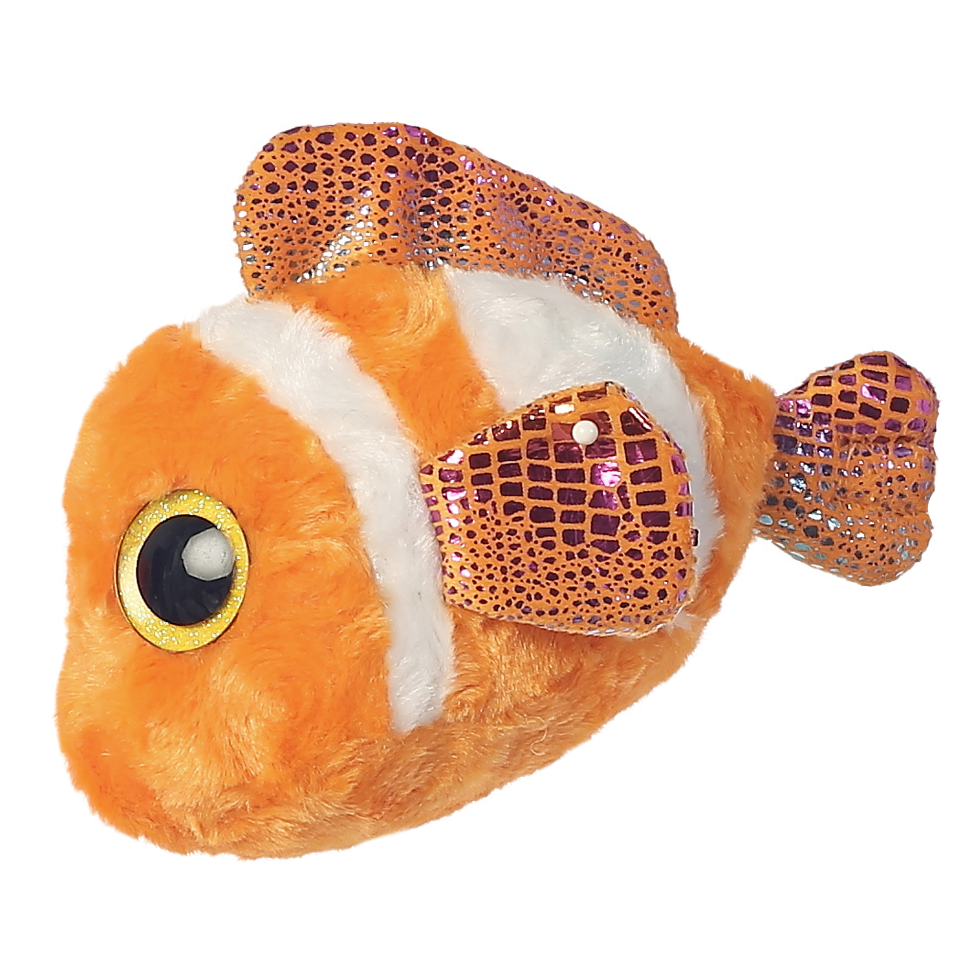 YooHoo & Friends 8 Inch Clownee Clown Fish