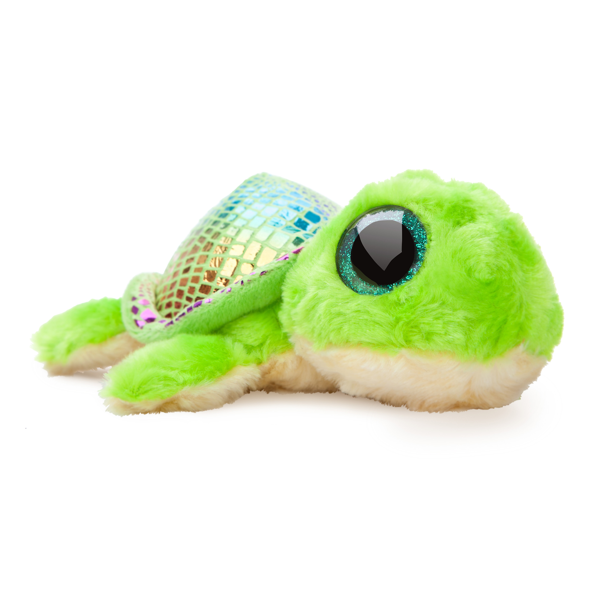 YooHoo & Friends 8-Inch Flippee Green Turtle