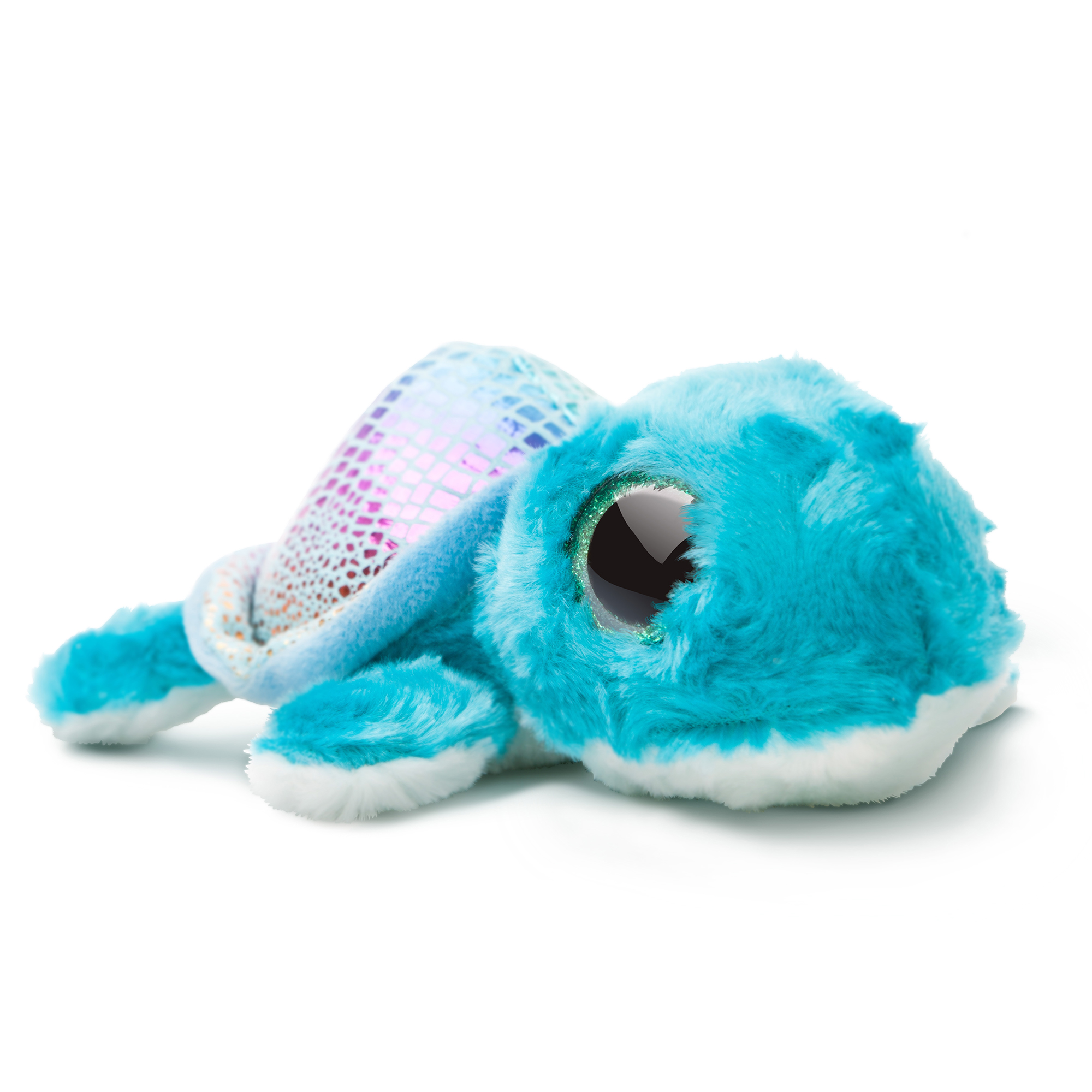 YooHoo & Friends 8-Inch Shellee Turtle Aqua
