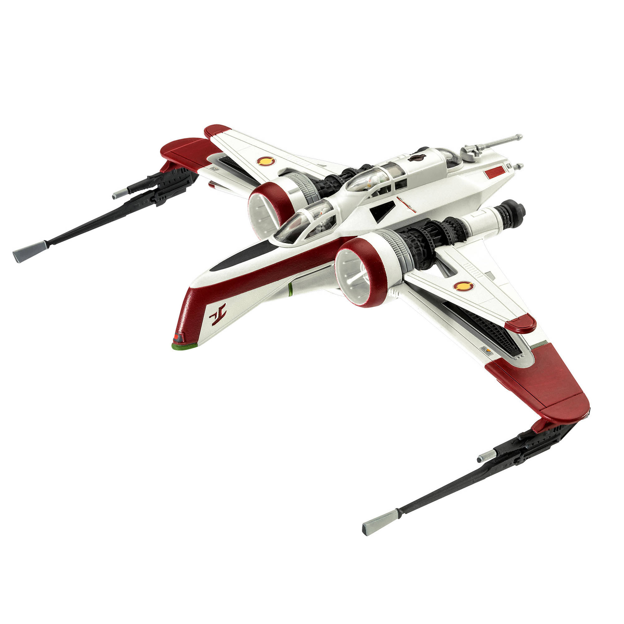 Star Wars ARC-170 Fighter Model Set
