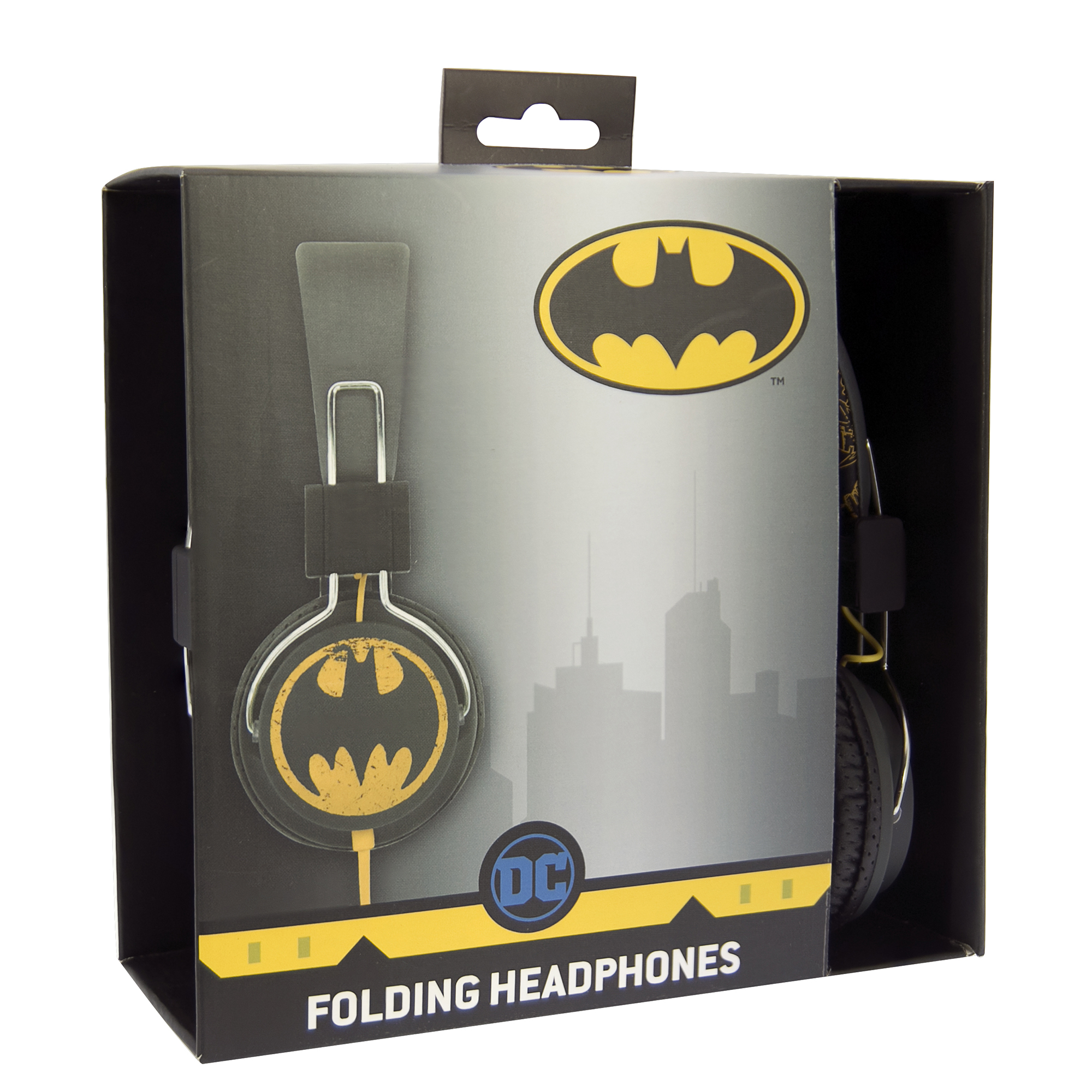 Batman Vintage Batman Headphones
