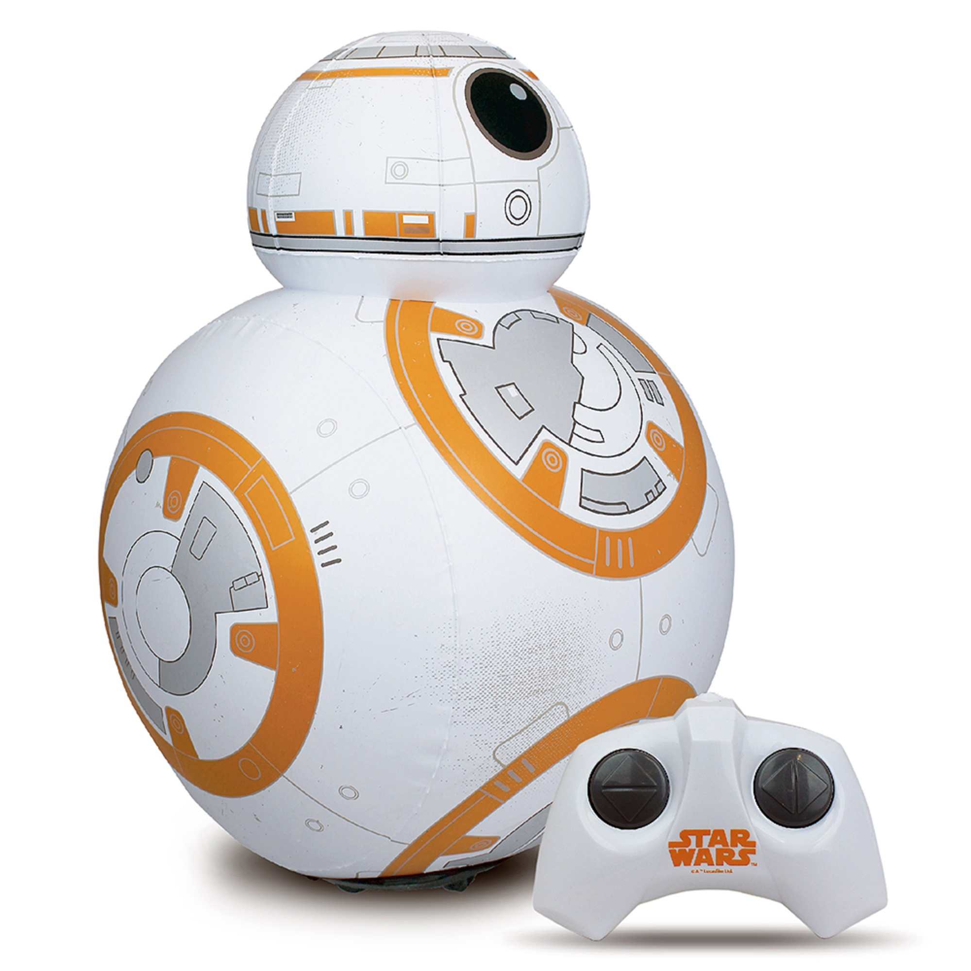 Star Wars Jumbo RC Inflatable BB8