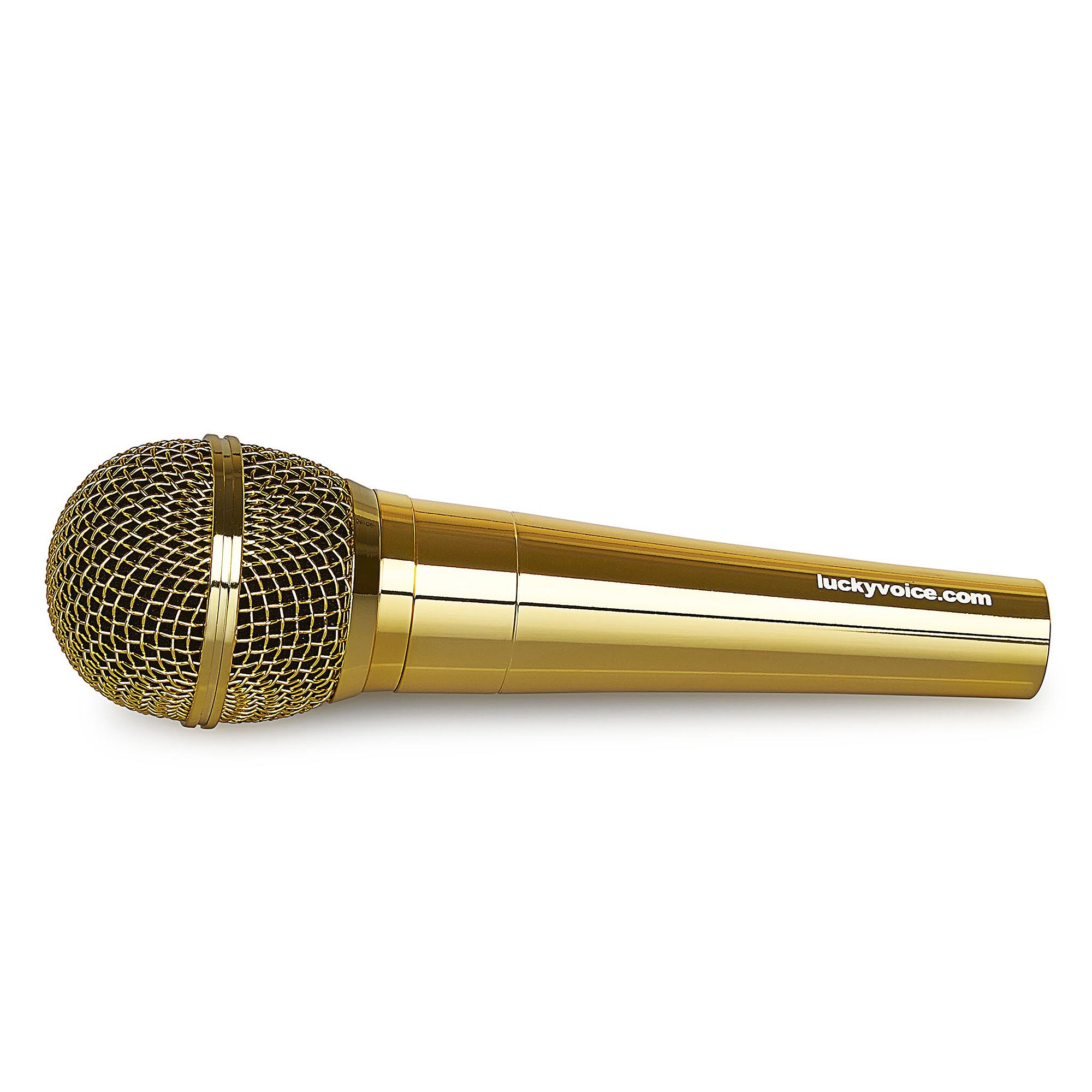 Lucky Voice Spare Gold Microphone