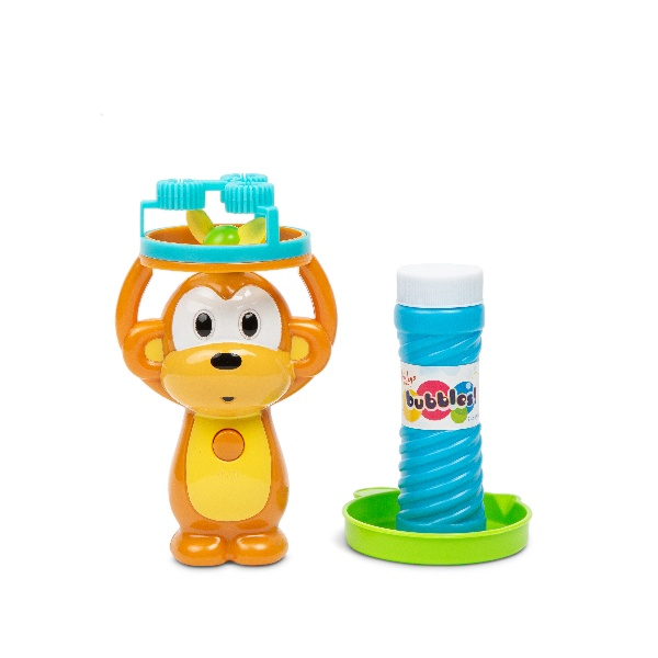 Hamleys Monkey Bubble Blower