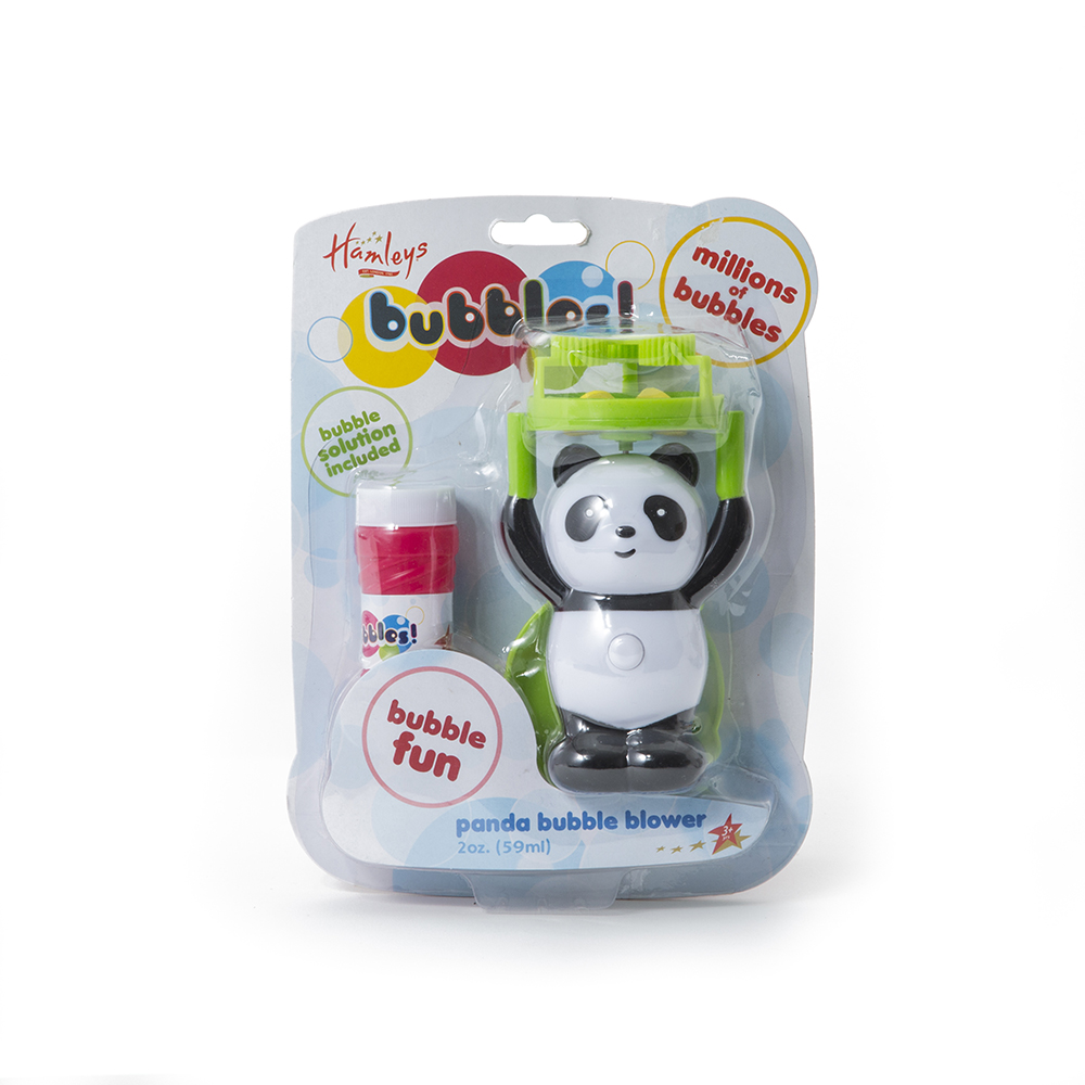 Hamleys Panda Bubble Blower