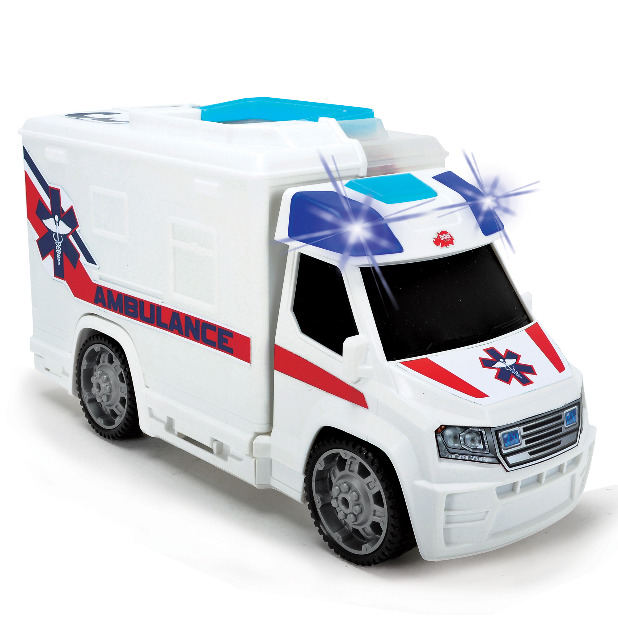 Driving Force Push & Play Ambulance