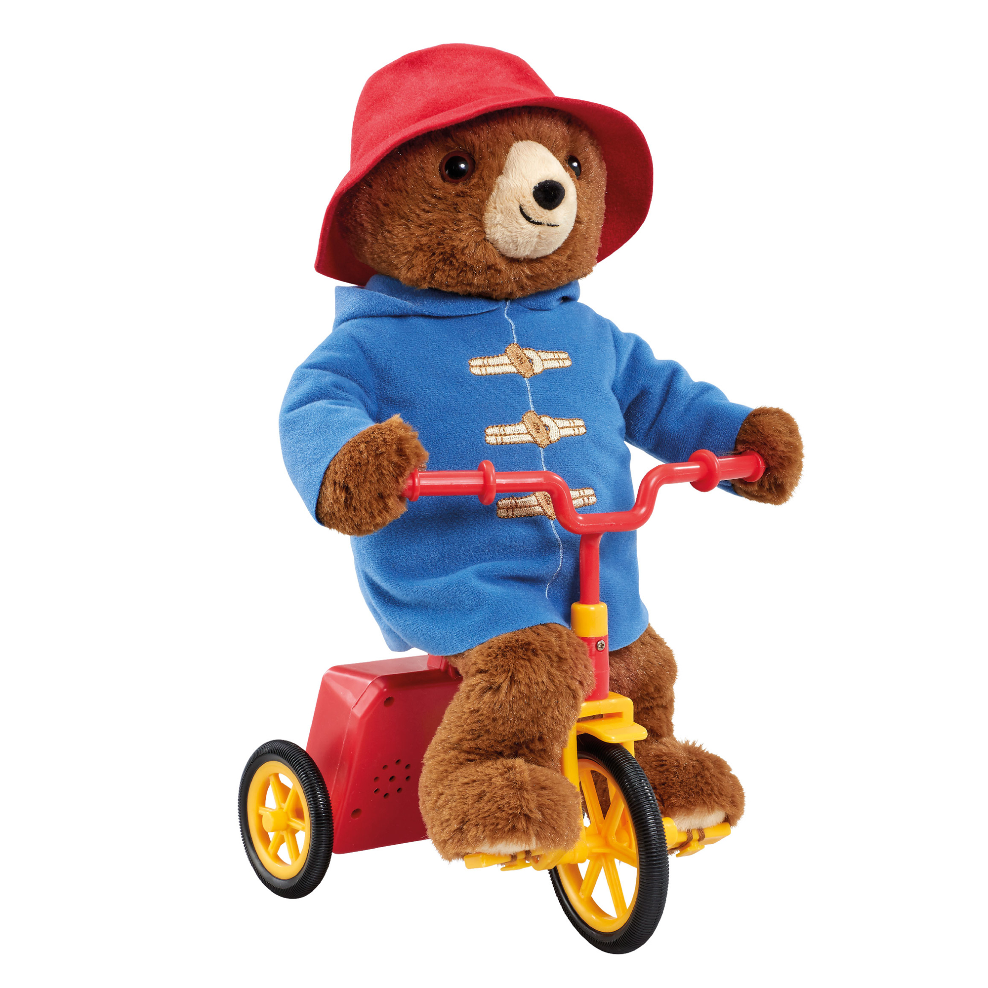 Paddington Bear 35cm Cycling Soft Toy