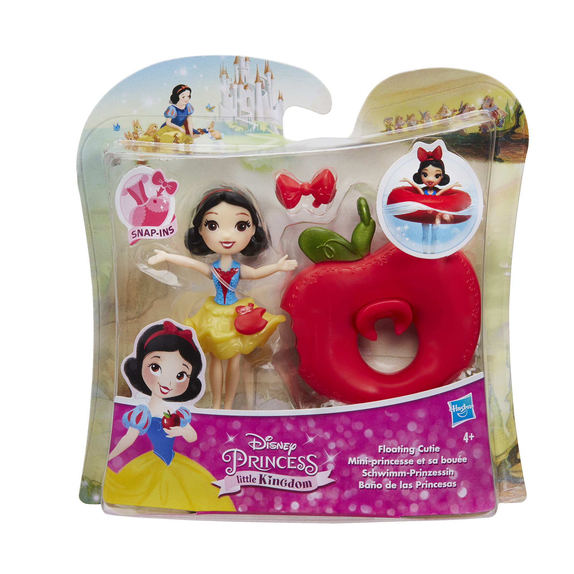 Disney Princess Small Water Play Doll Assortment