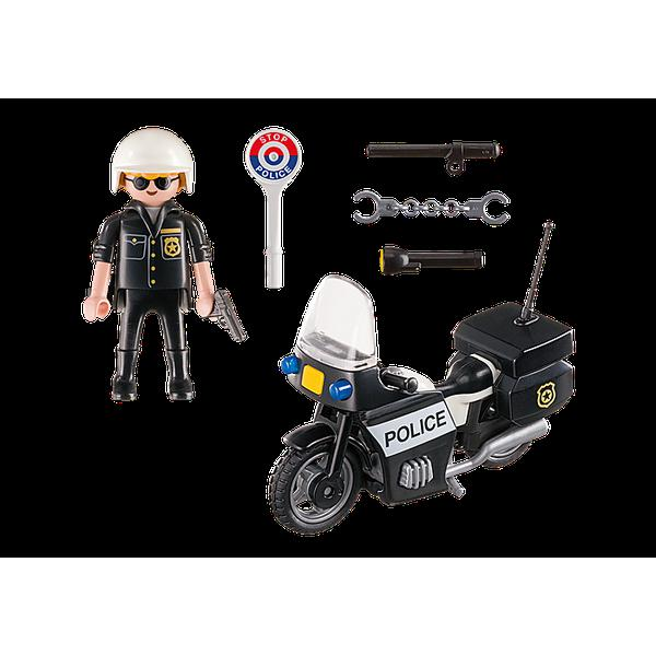 Playmobil City Action Collectable Police Carry Case 5648