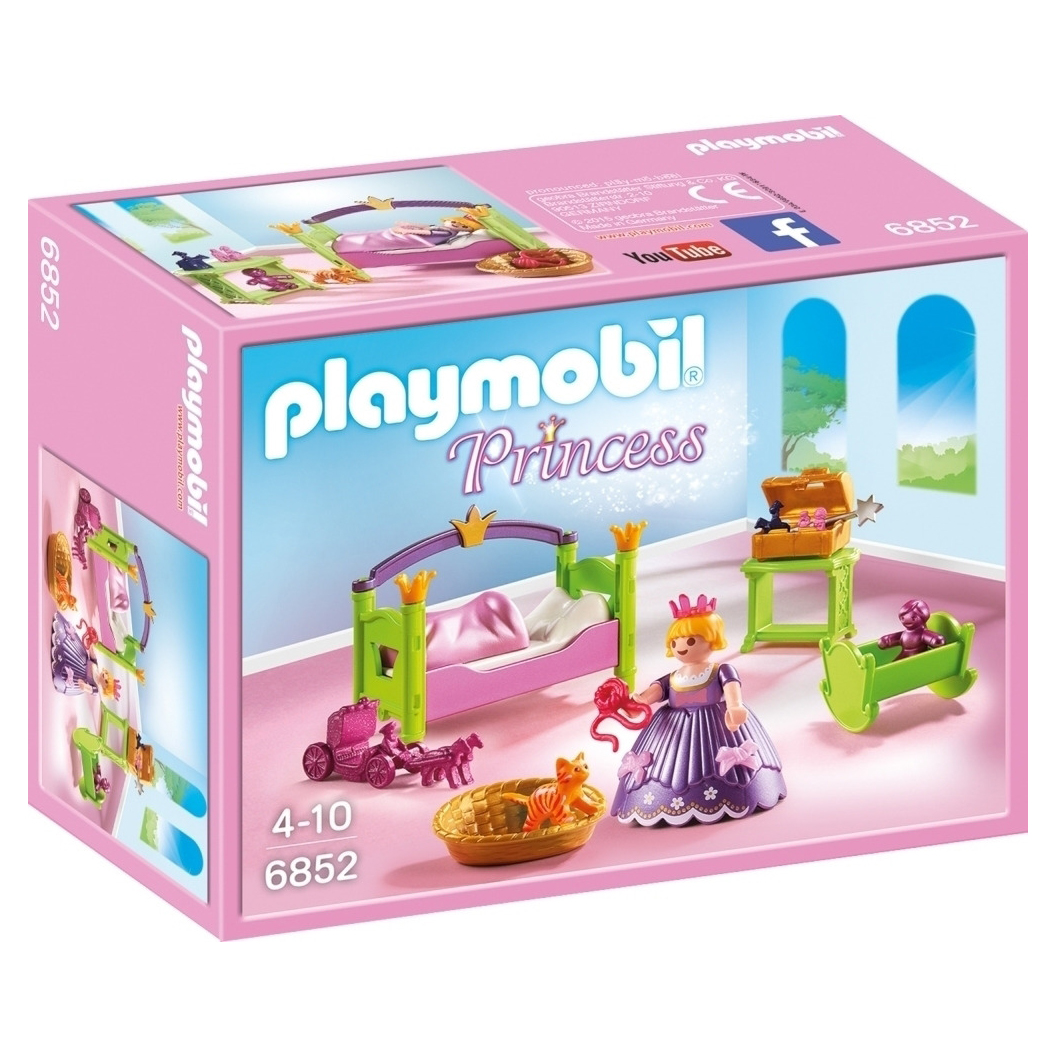 Playmobil Princess Royal Nursery 6852