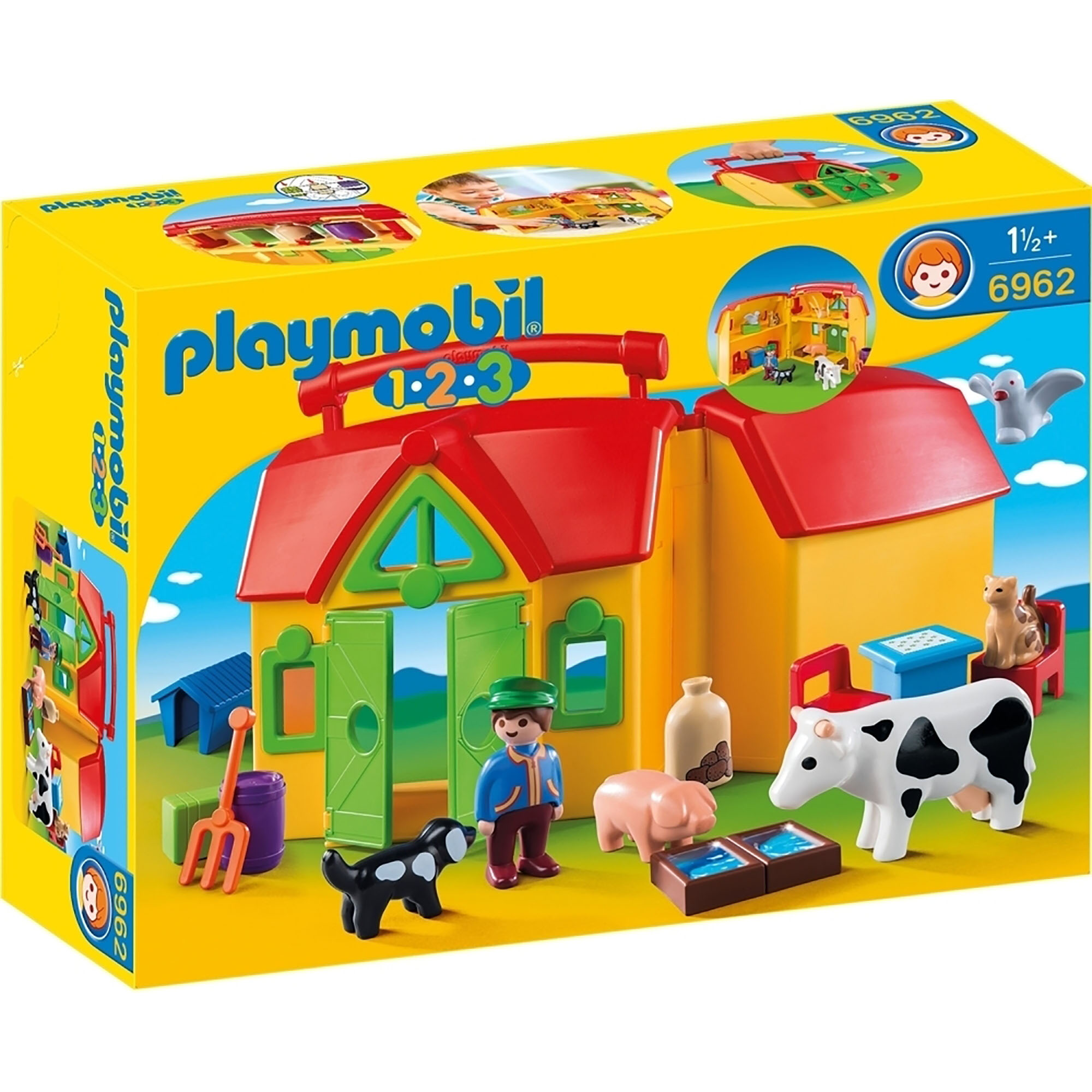 Playmobil My Take Along Farm 6962
