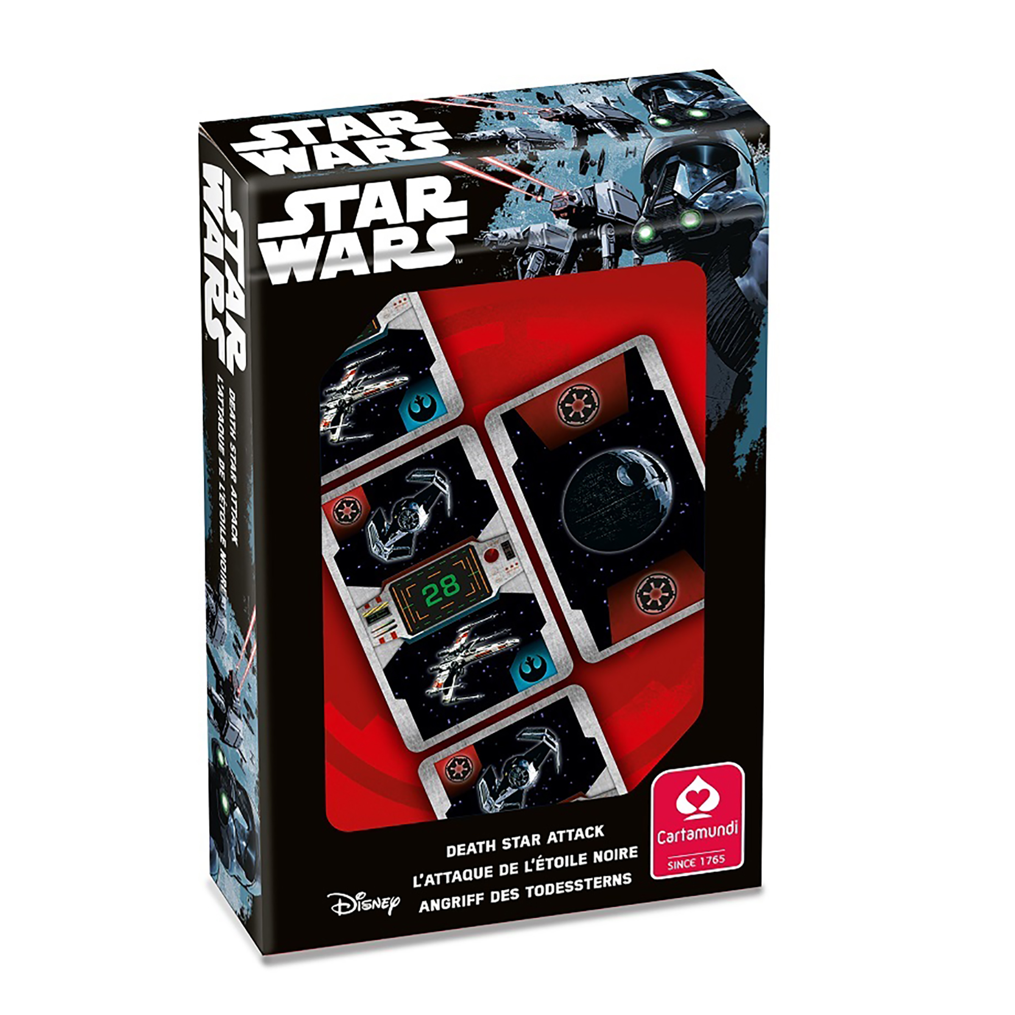 Star Wars Death Star Attack Game