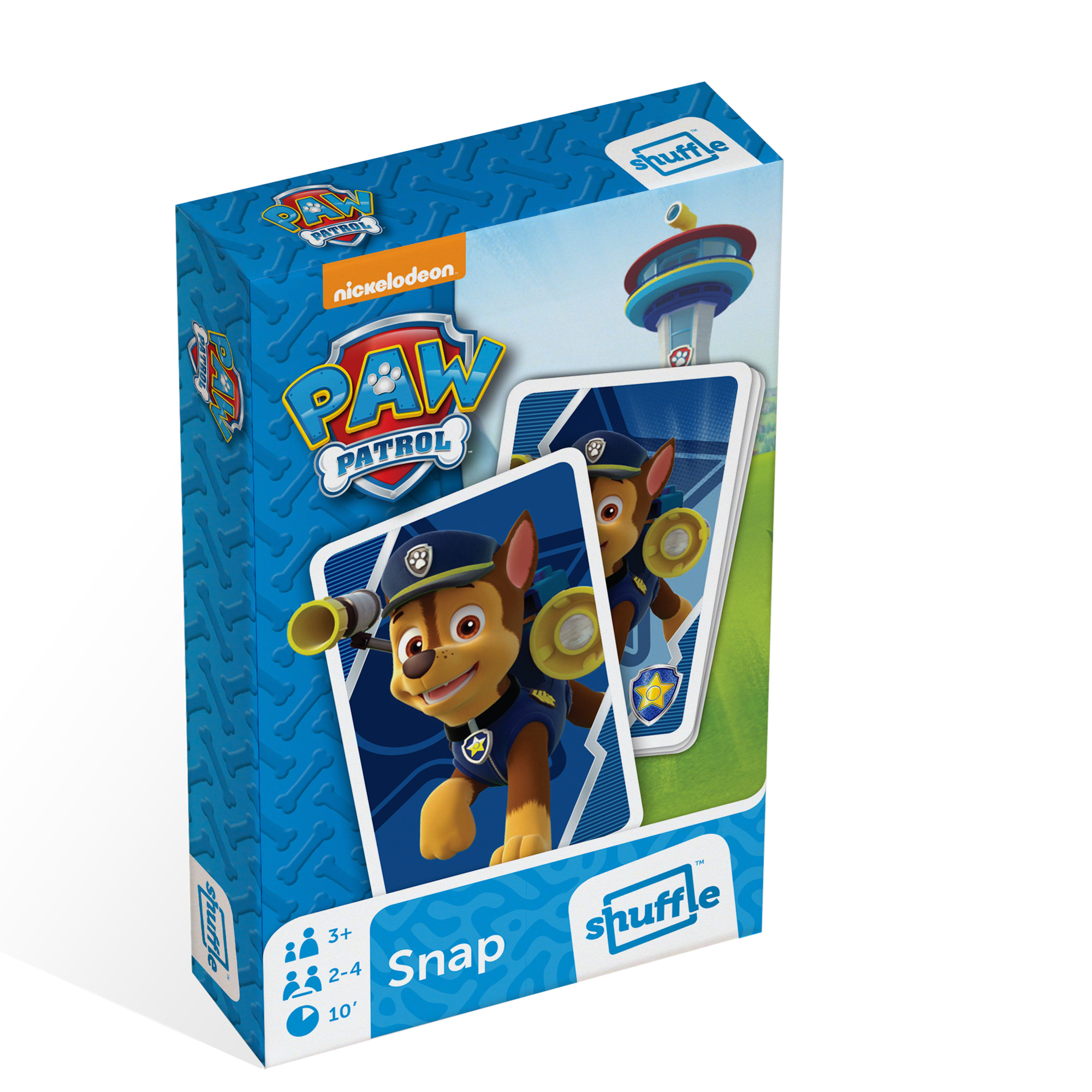 Paw Patrol Snap Card Game