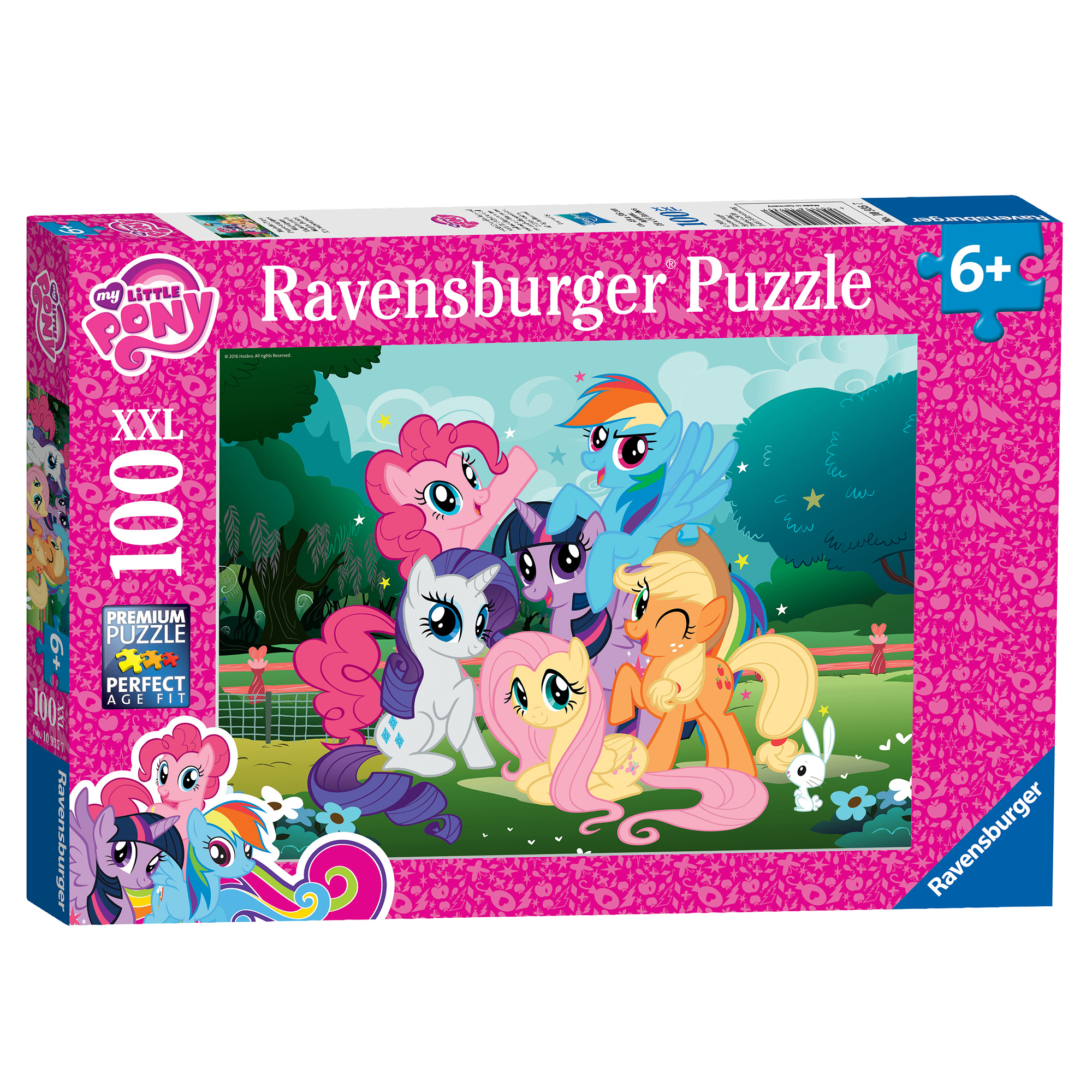 Ravensburger My Little Pony 100 Piece Puzzle