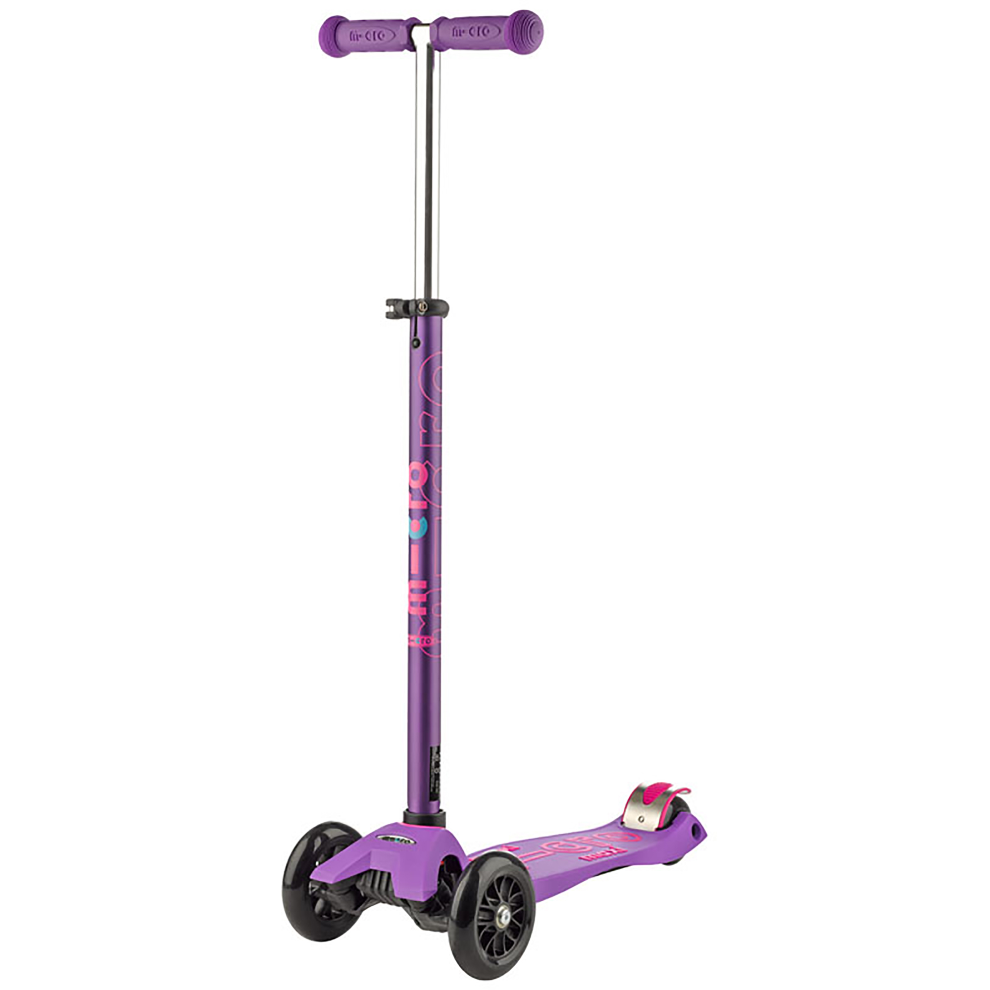 Micro Scooter Deluxe Purple Maxi Scooter