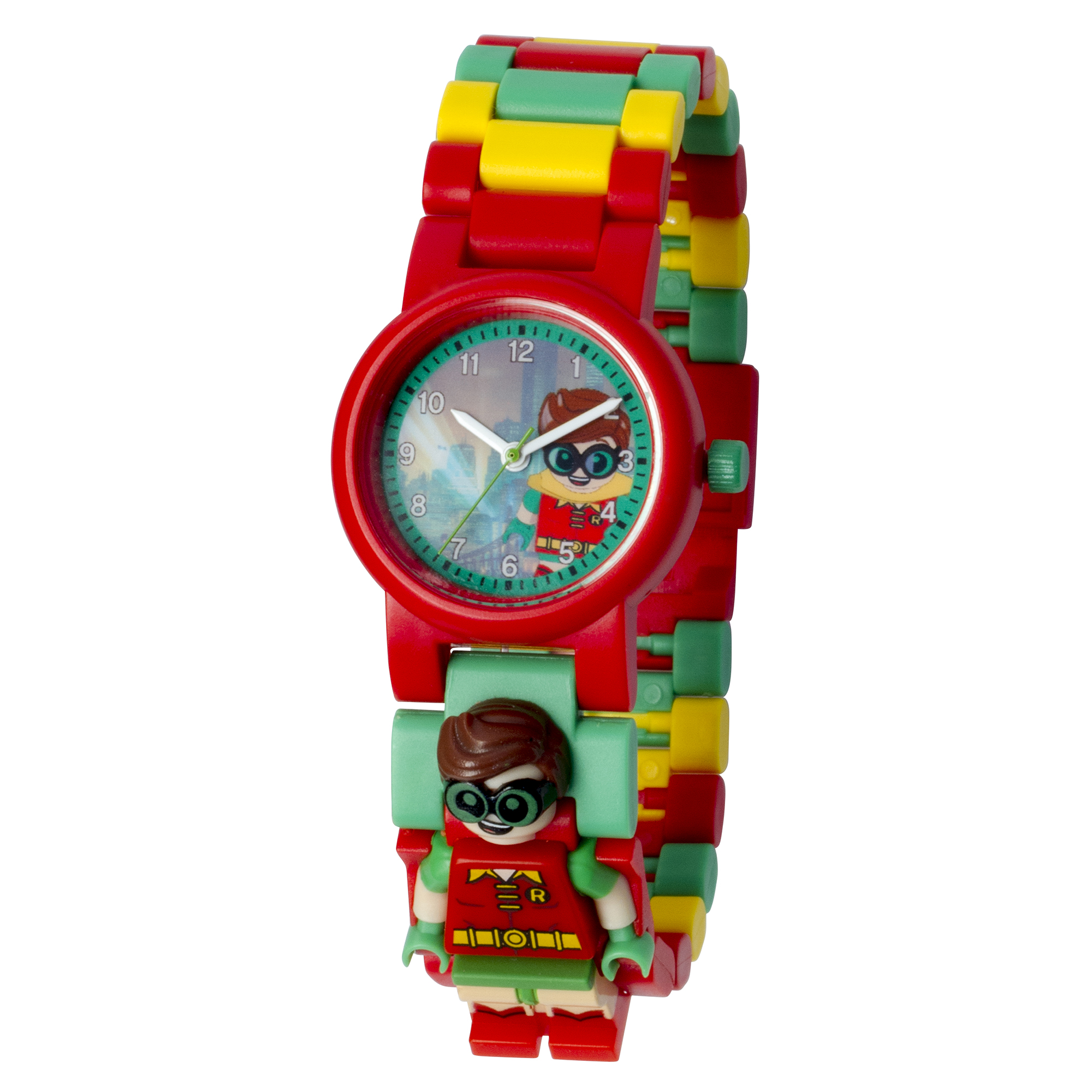 LEGO Batman Movie Robin Minifigure Link Watch
