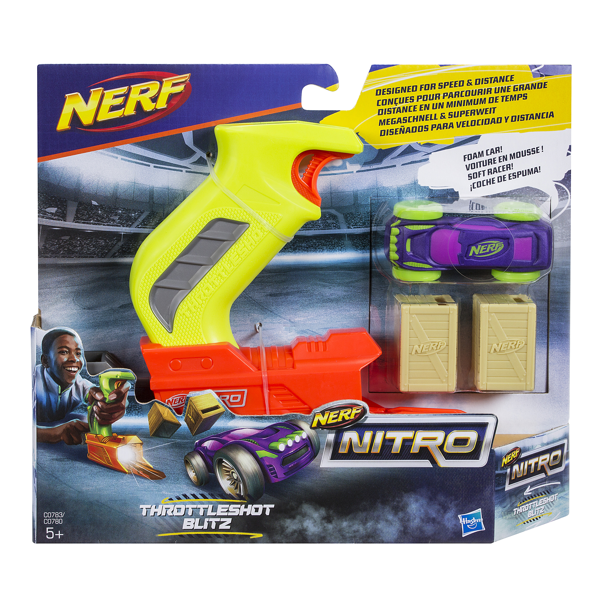 Nerf Nitro ThrottleShot Blitz Assortment
