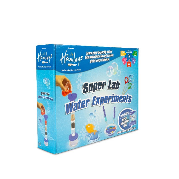 Super Lab Water Experiments