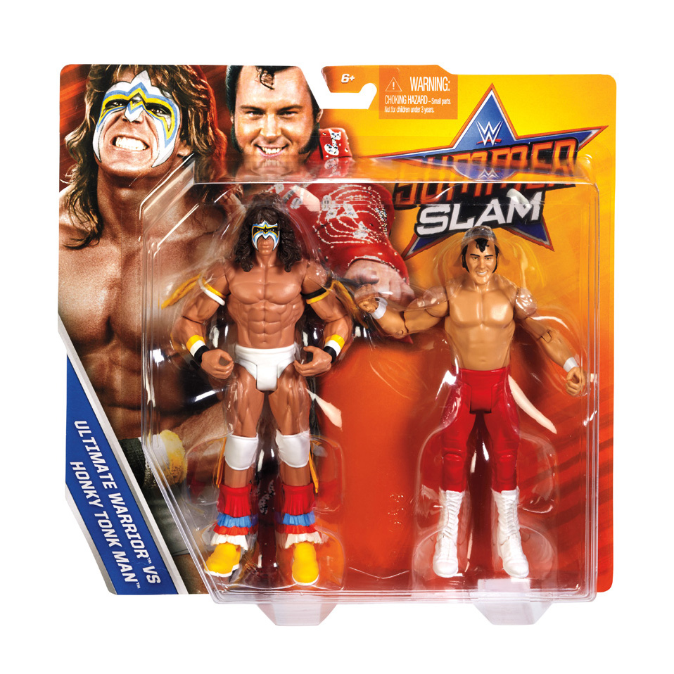 WWE Summerslam Action Figure 2-Pack Assortment