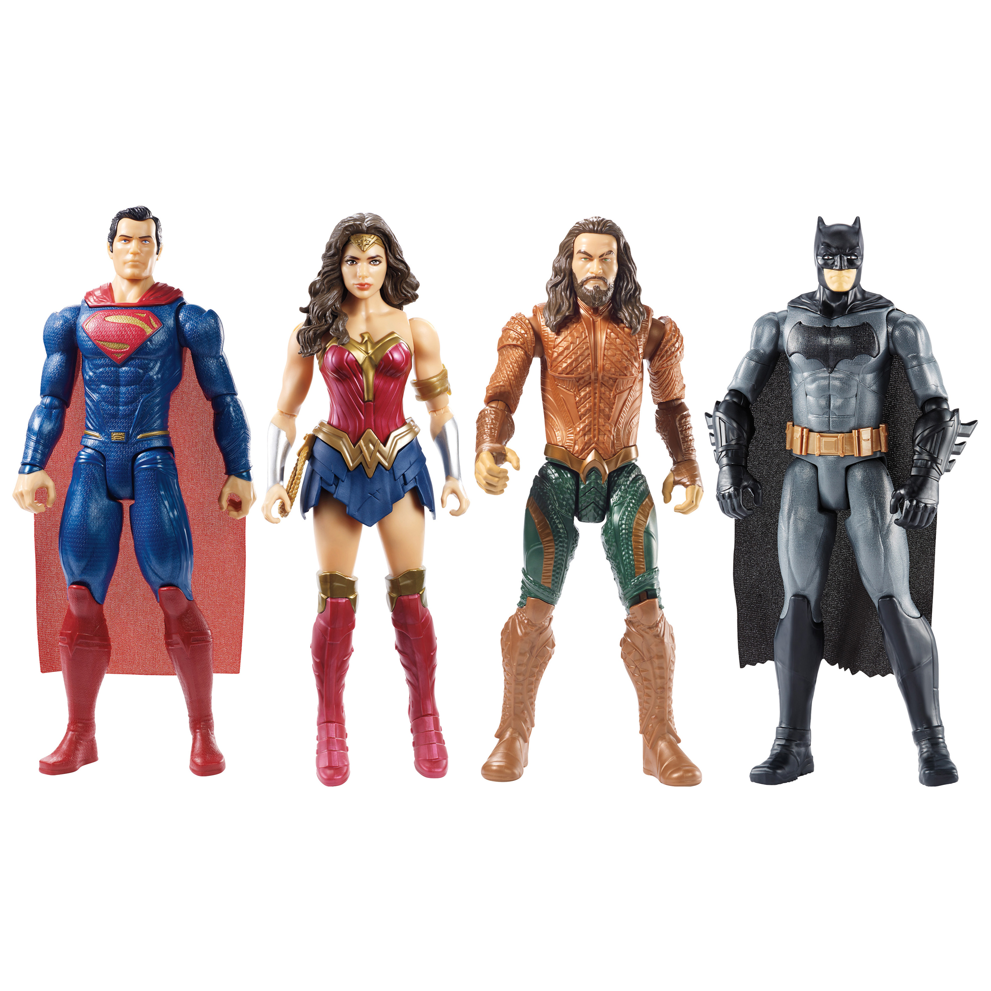 DC Justice League True Moves Series Figure Assortment