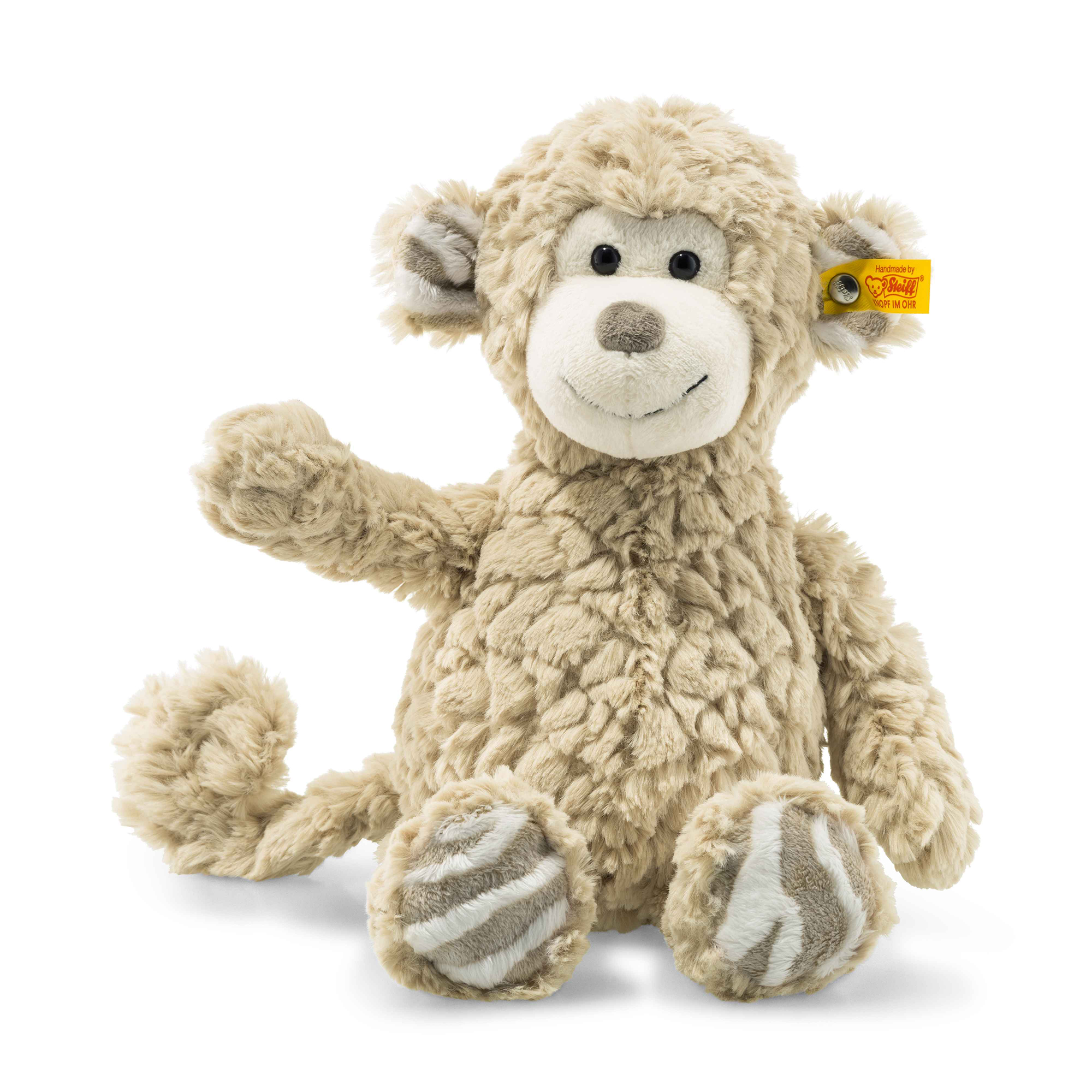 Steiff Bingo Monkey Medium Soft Toy