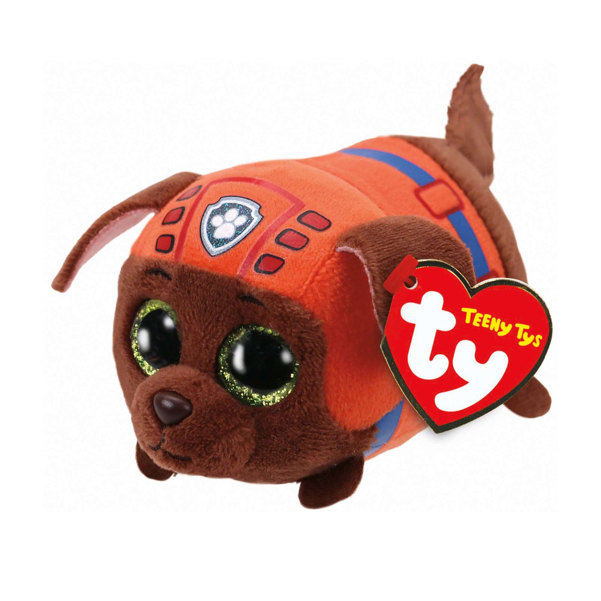 TY Paw Patrol Zuma Teeny Soft Toy