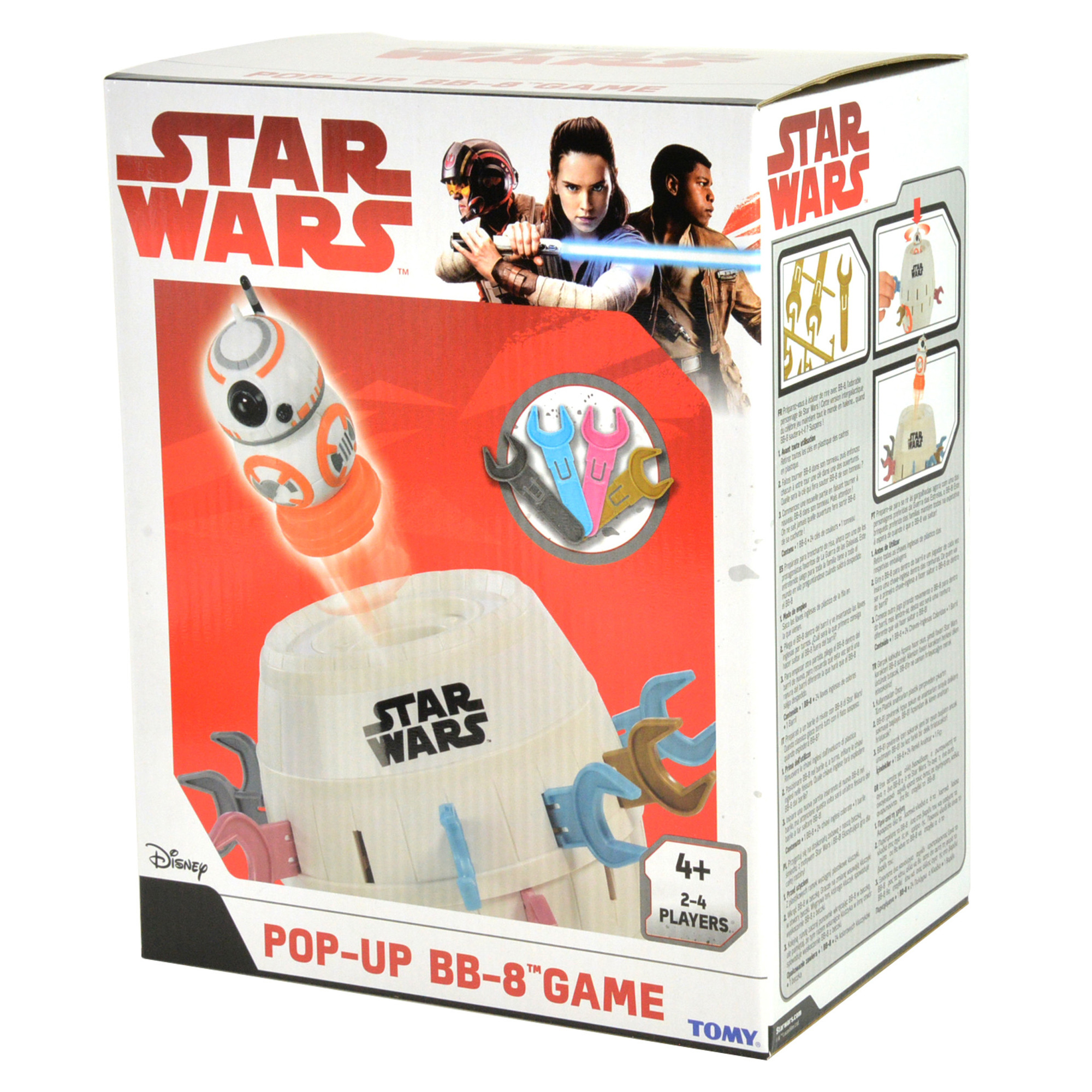 TOMY Star Wars Pop Up BB8