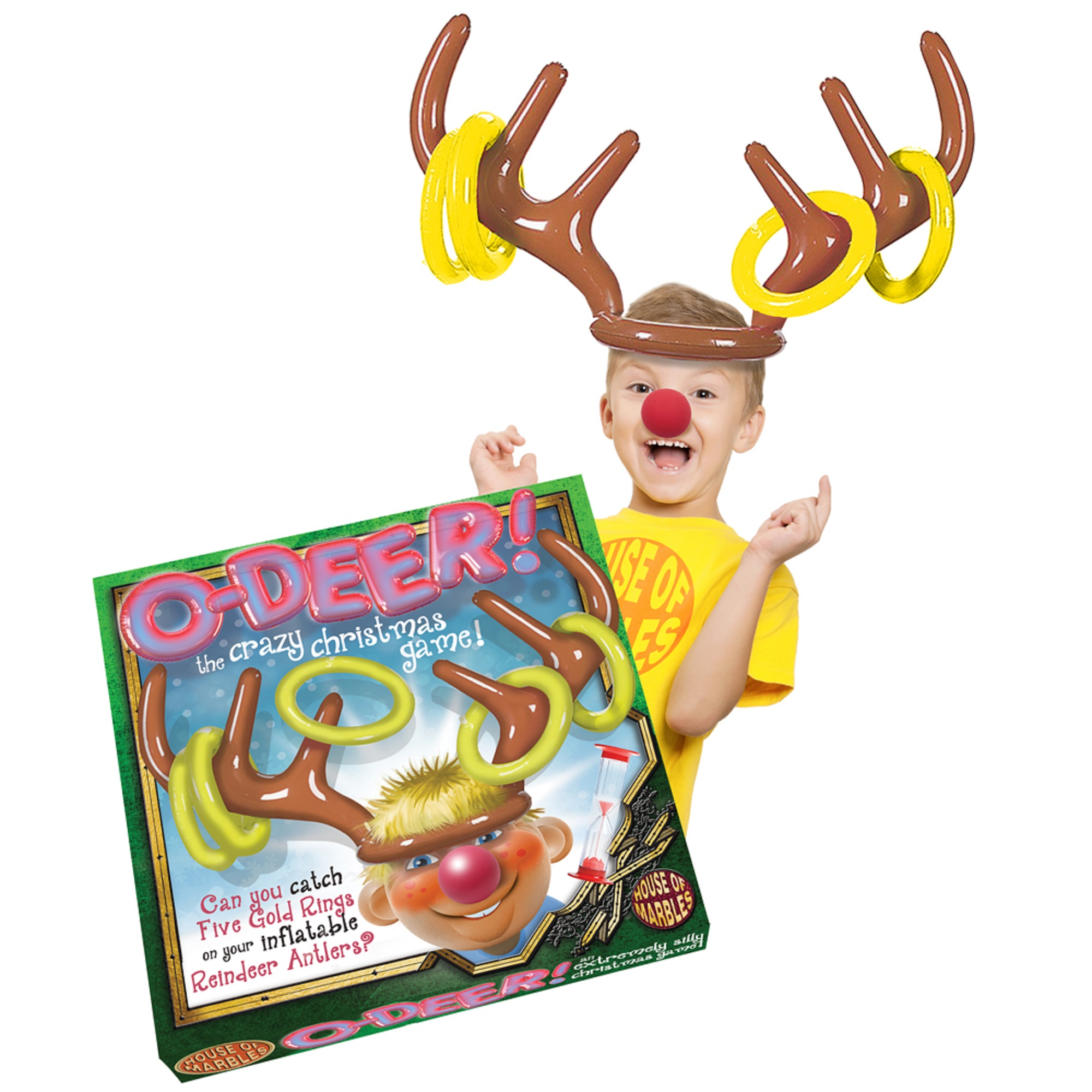 O-Deer Christmas Game