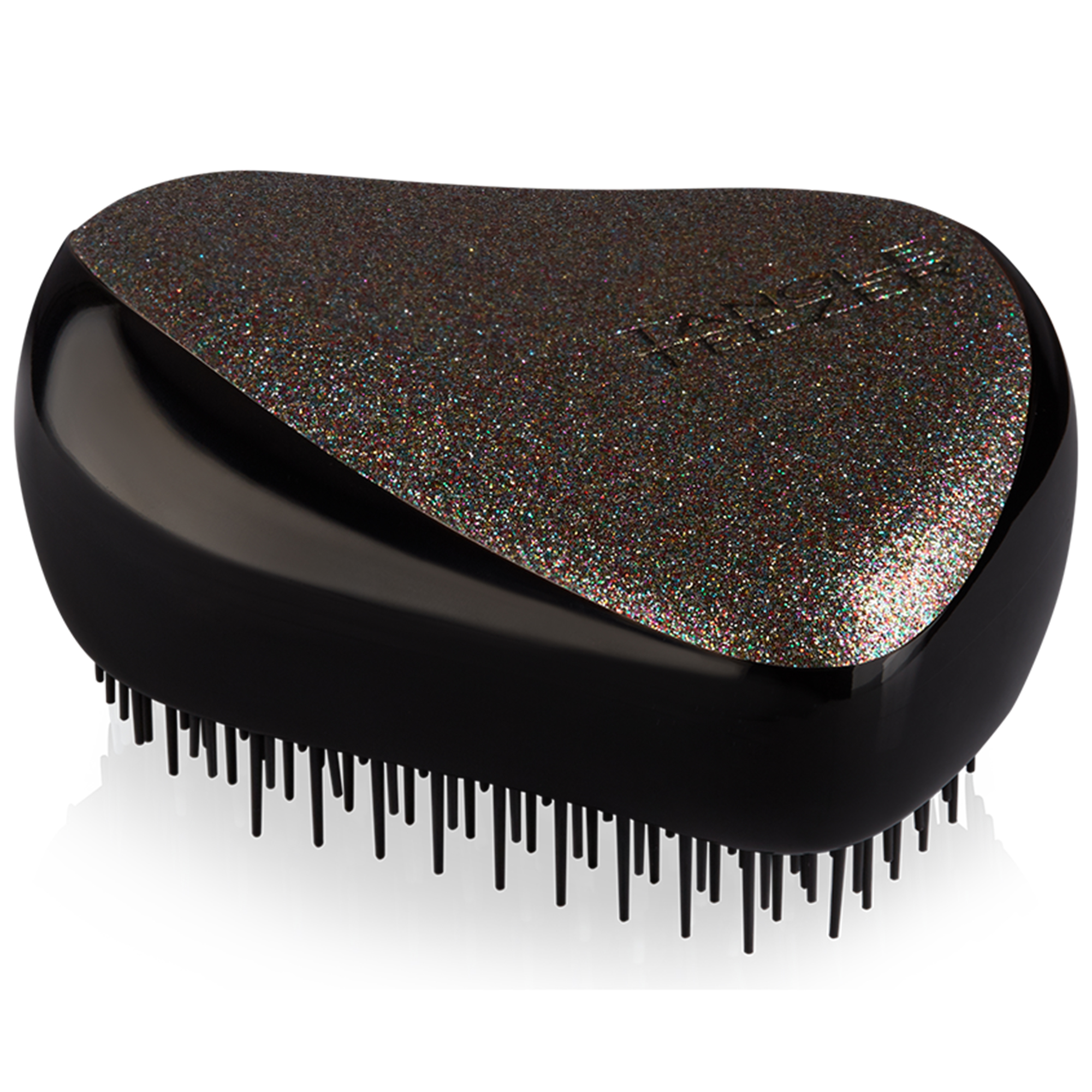 Tangle Teezer Glitter Gem Compact Styler Hairbrush