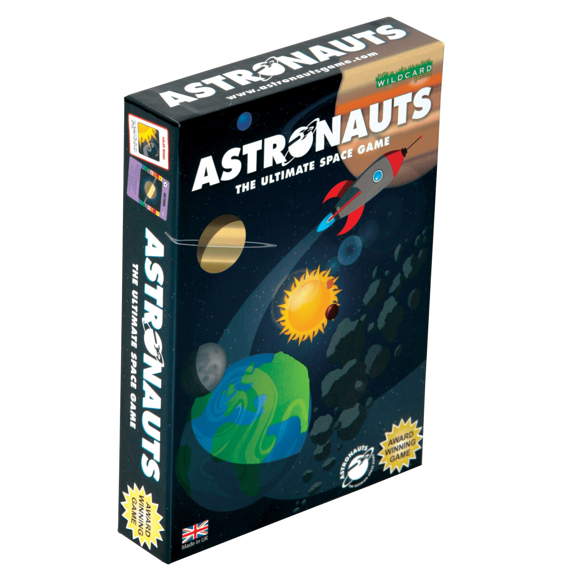 Astronauts The Ultimate Space Game