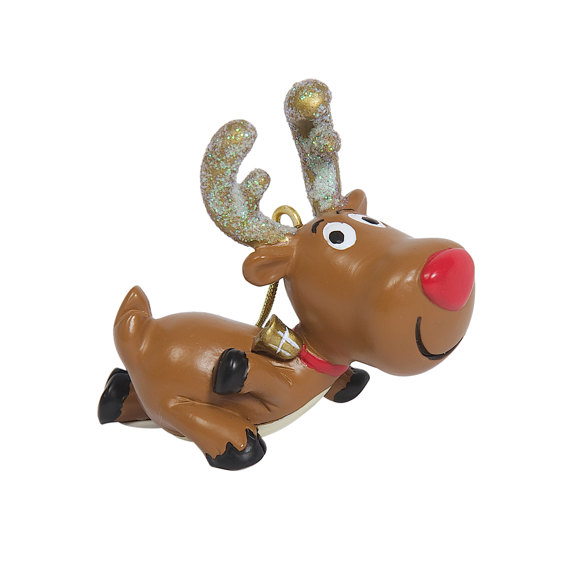 Hamleys Reindeer Tree Decoration
