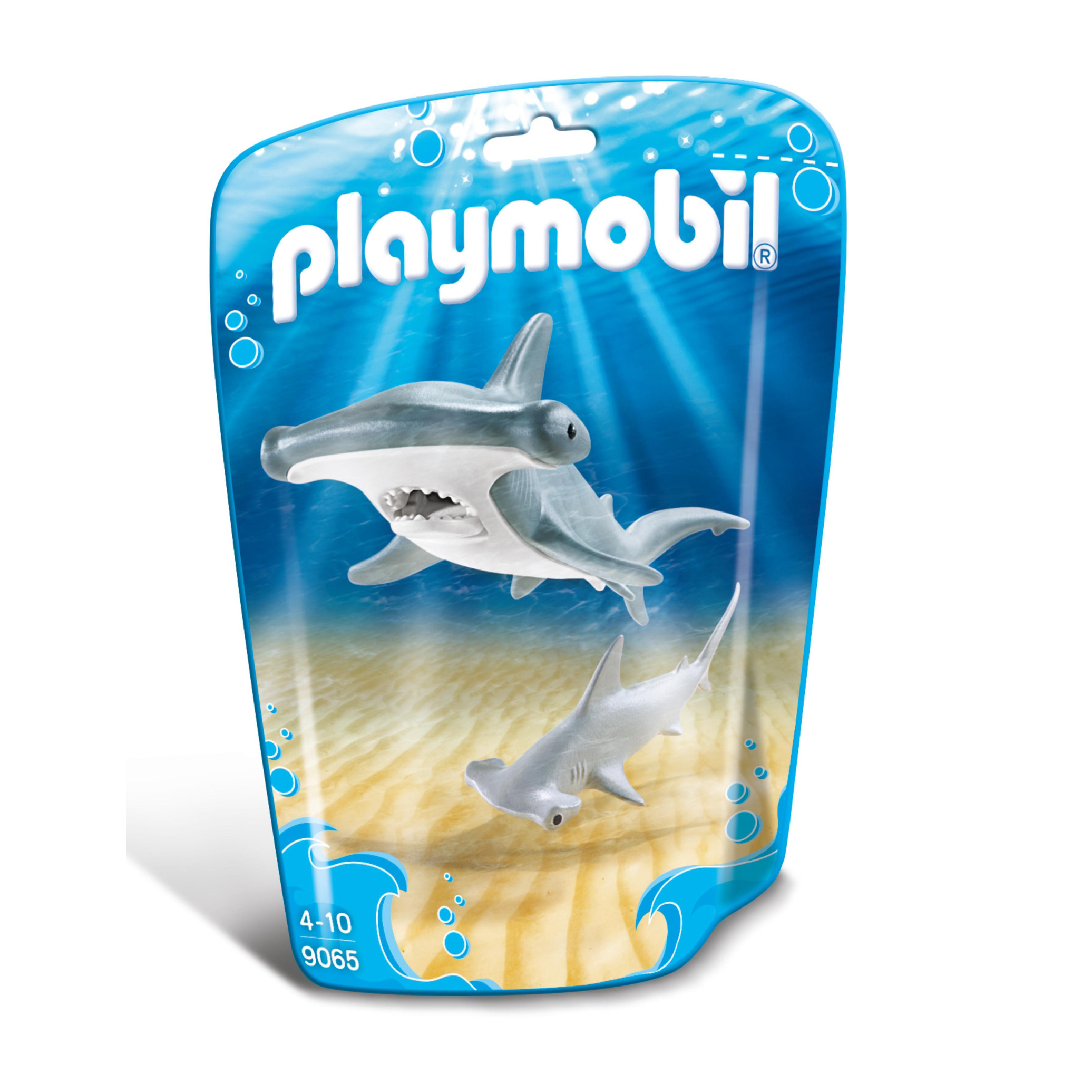 Playmobil Wildlife Hammerhead Shark 9065