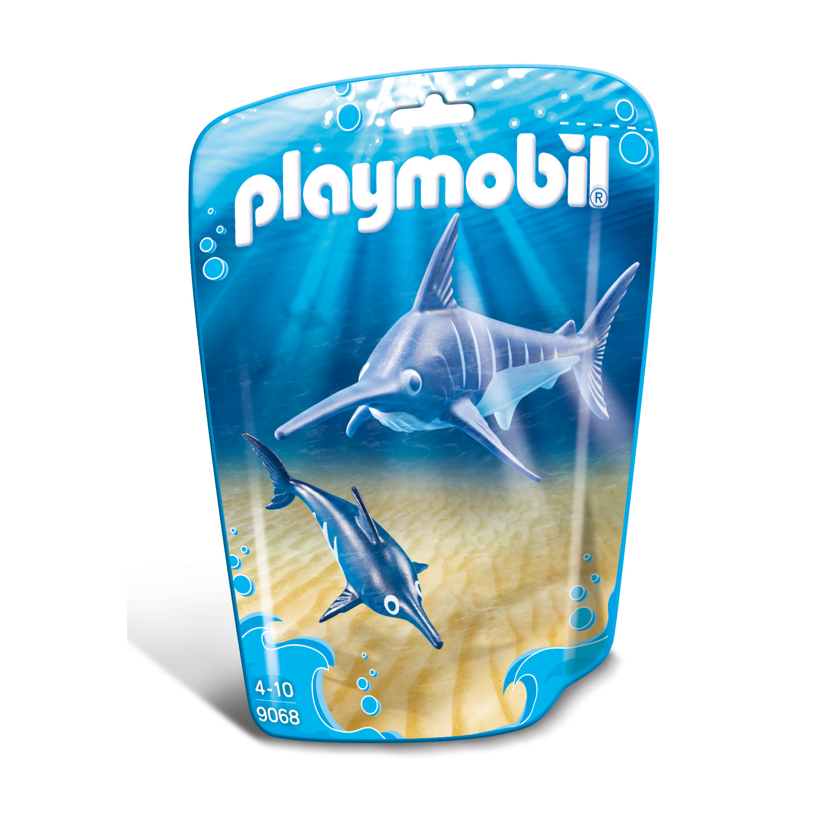 Playmobil Wildlife Swordfish With Baby 9068