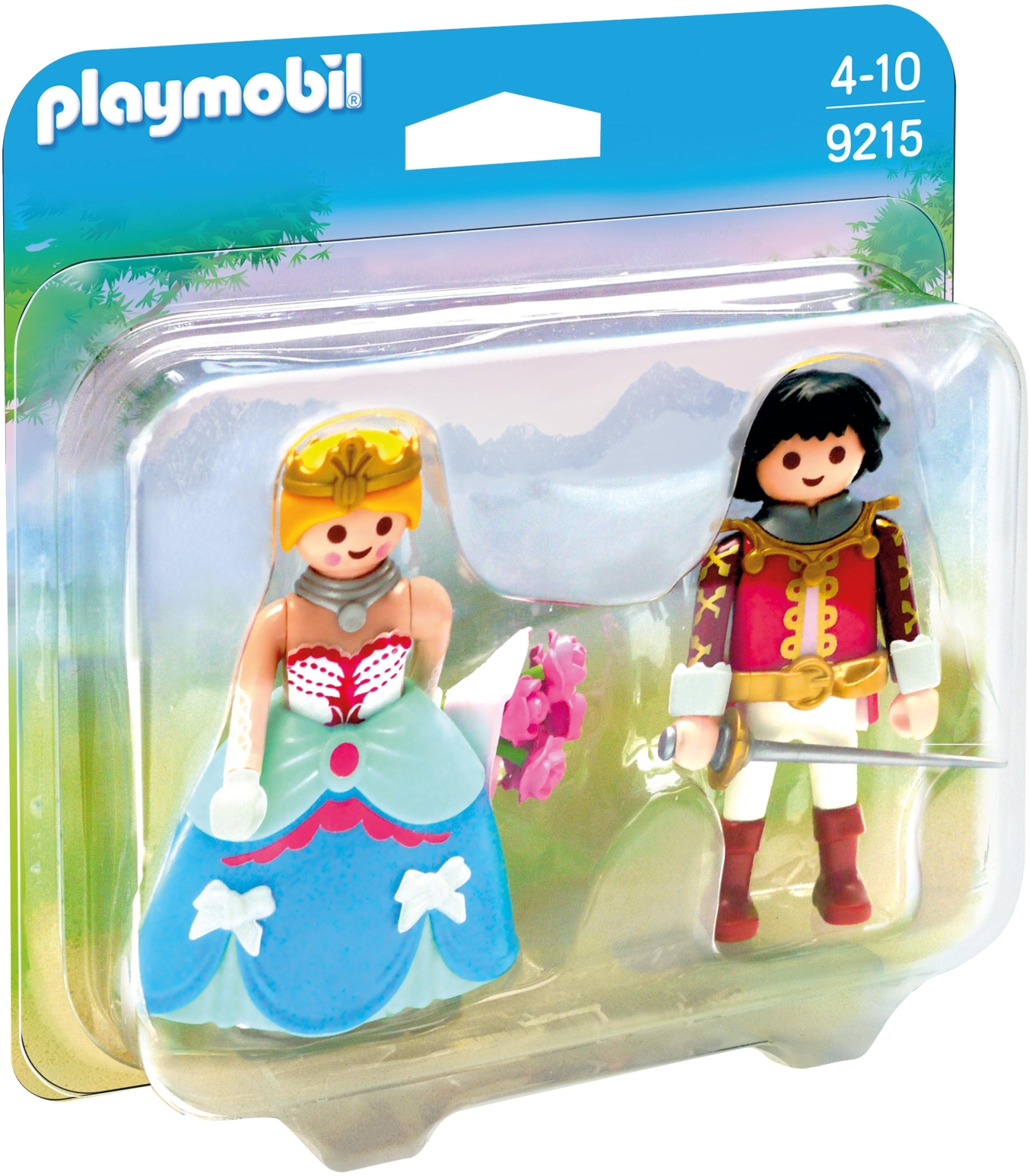 Playmobil Collectable Prince & Princess 9215
