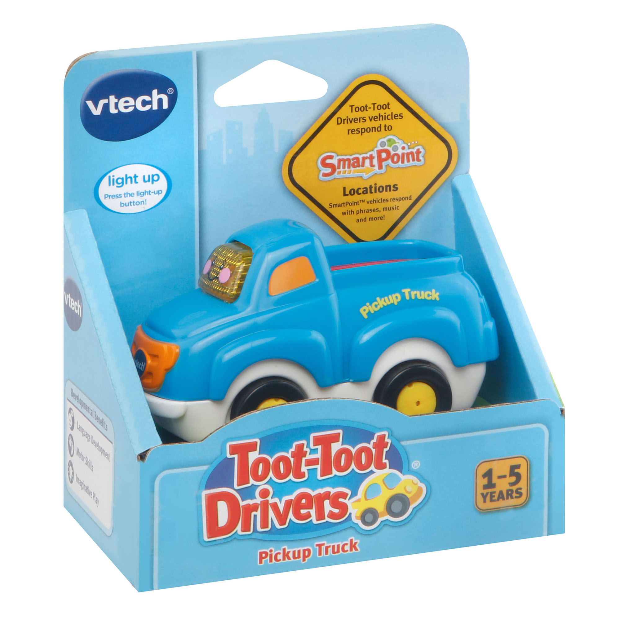 VTech Toot Toot Drivers Pick Up Truck