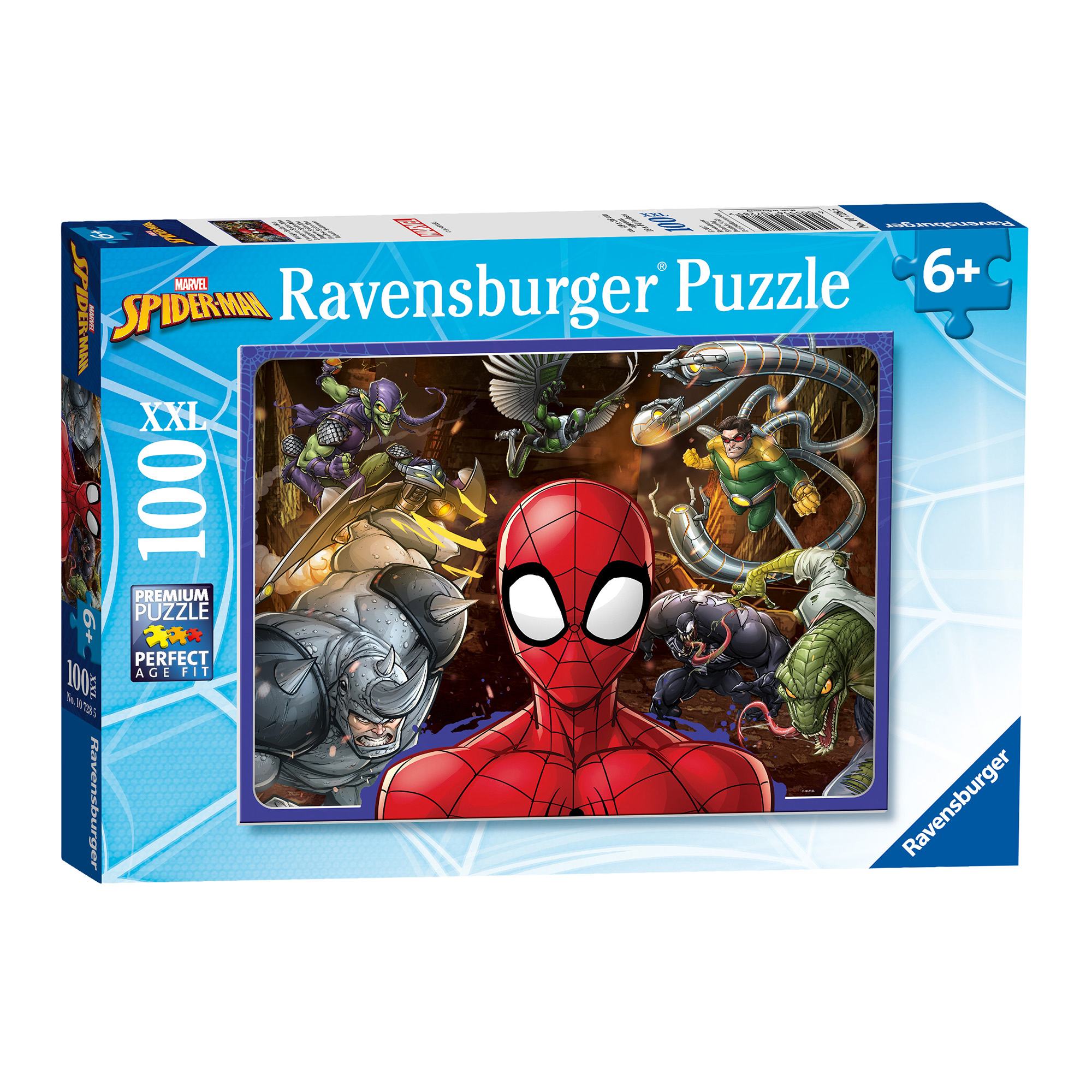 Ravensburger Marvel Spider-Man 100 Piece XXL Puzzle