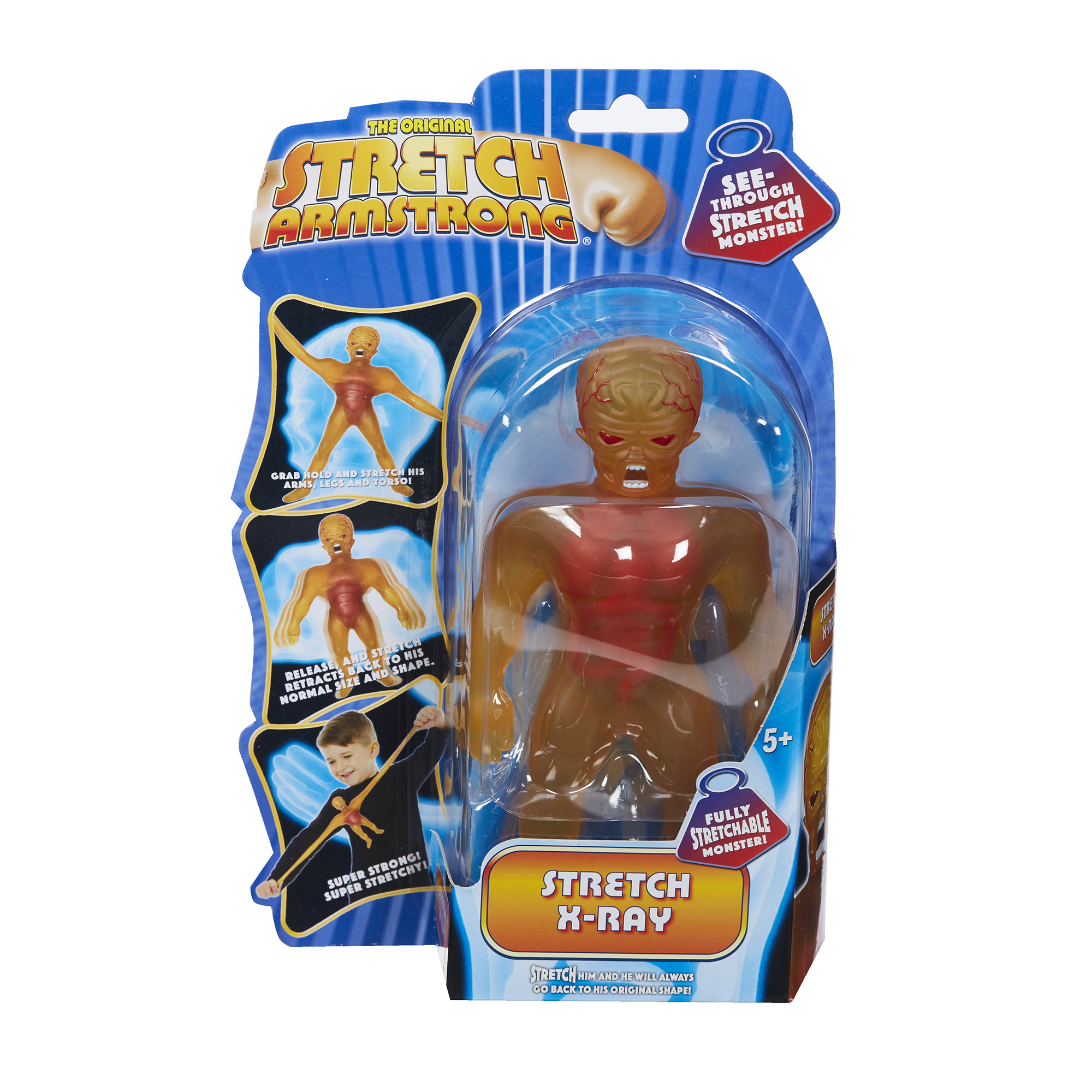 Stretch Armstrong Mini Stretch X-Ray