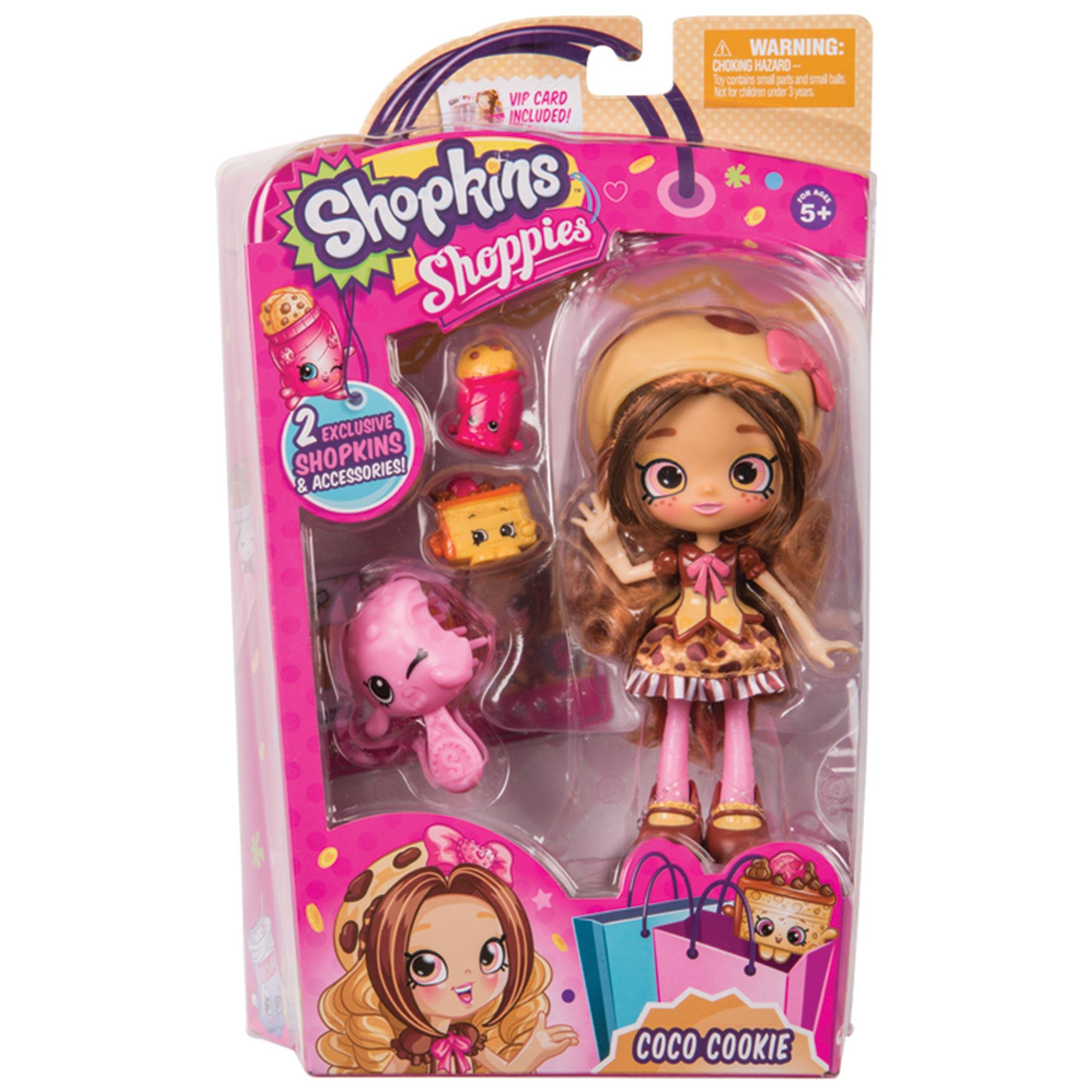 Shopkins Shoppies Dolls Assortment
