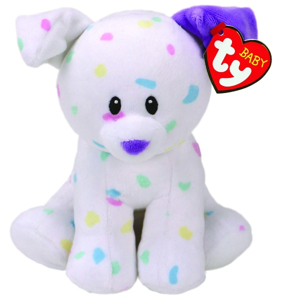 TY Baby Sprinkles Dalmatian Small Soft Toy