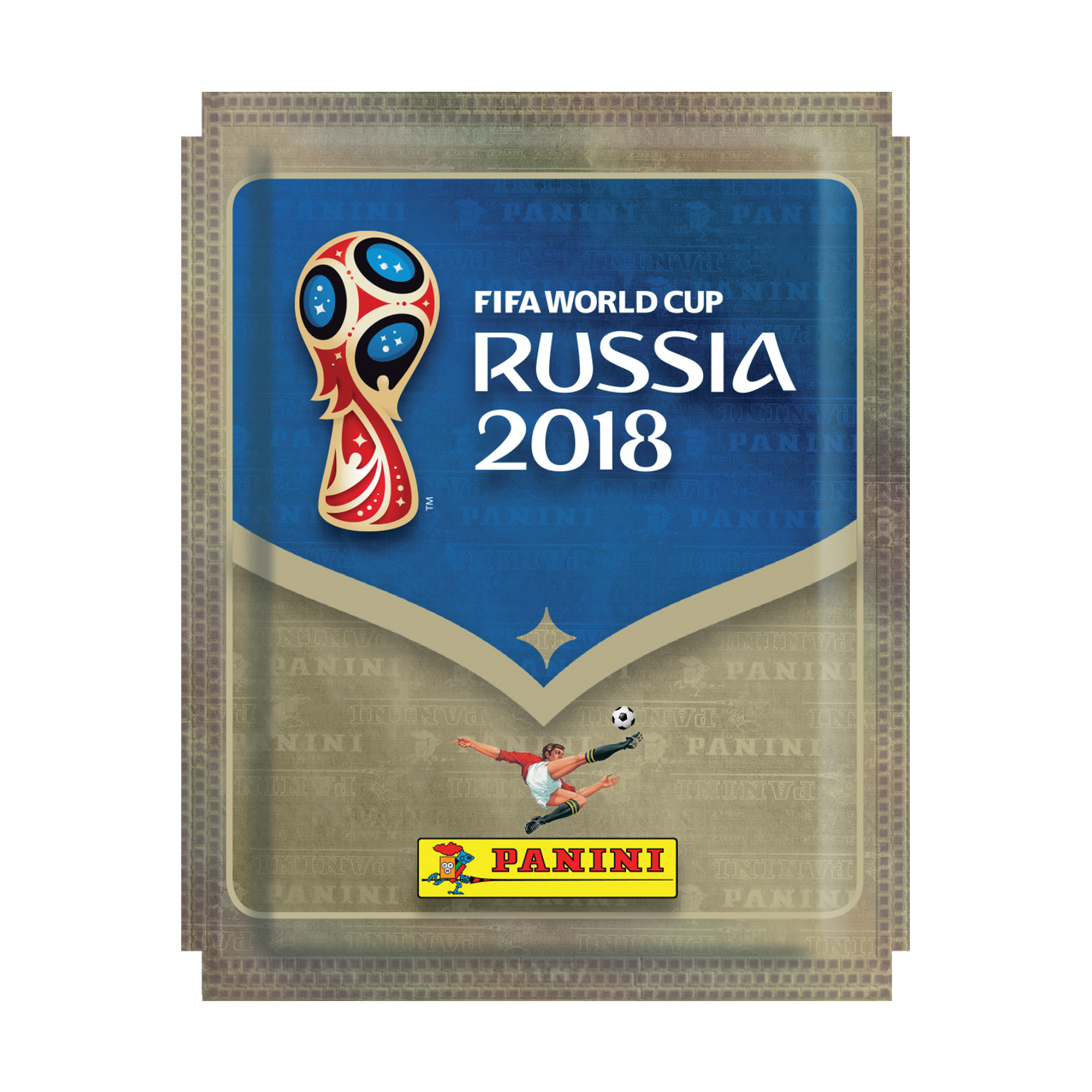 FIFA World Cup Russia 2018 Sticker Collection Pack