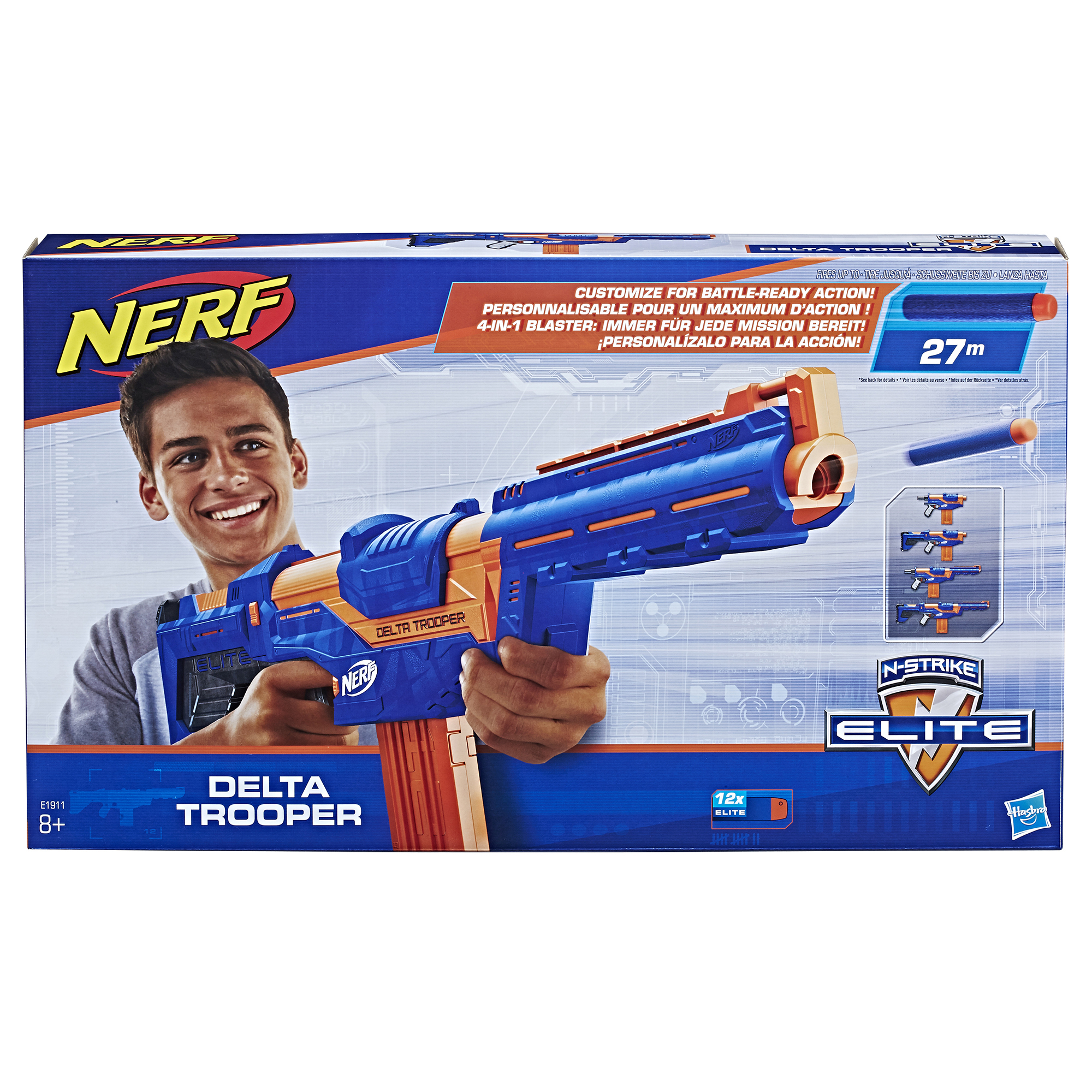 Nerf N Strike Elite Delta Trooper