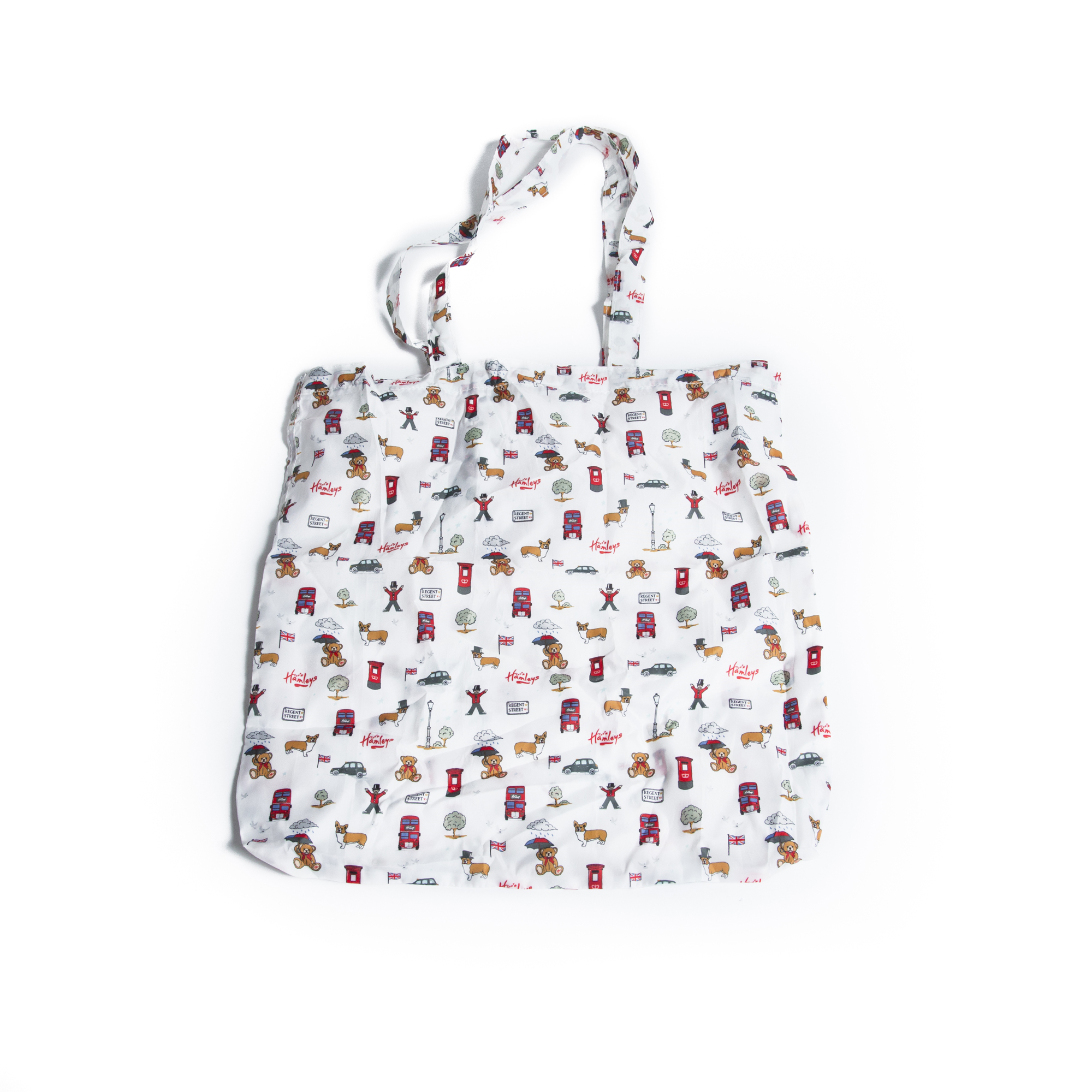 Hamleys Celebrate London Wide Shopper Bag