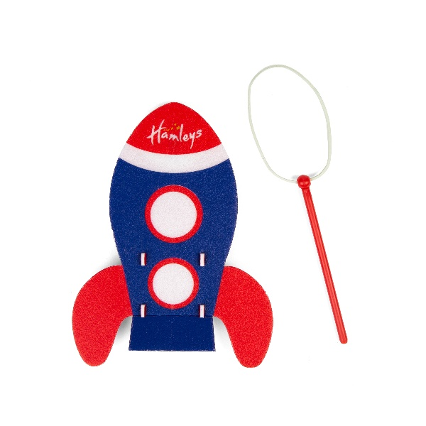 Hamleys Catapult Zoomer Rocket