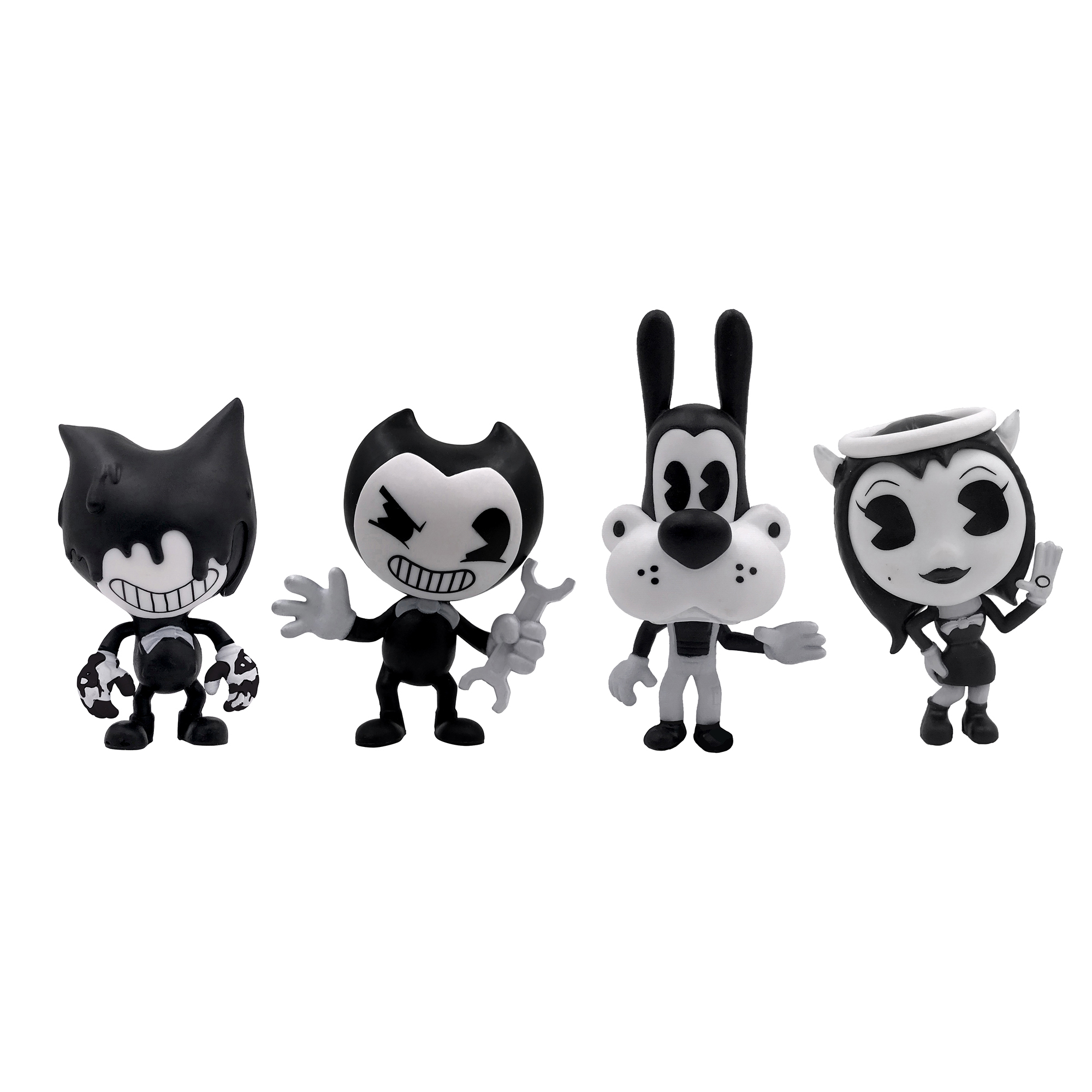 Bendy & The Ink Machine Collectable Small Figure Pack
